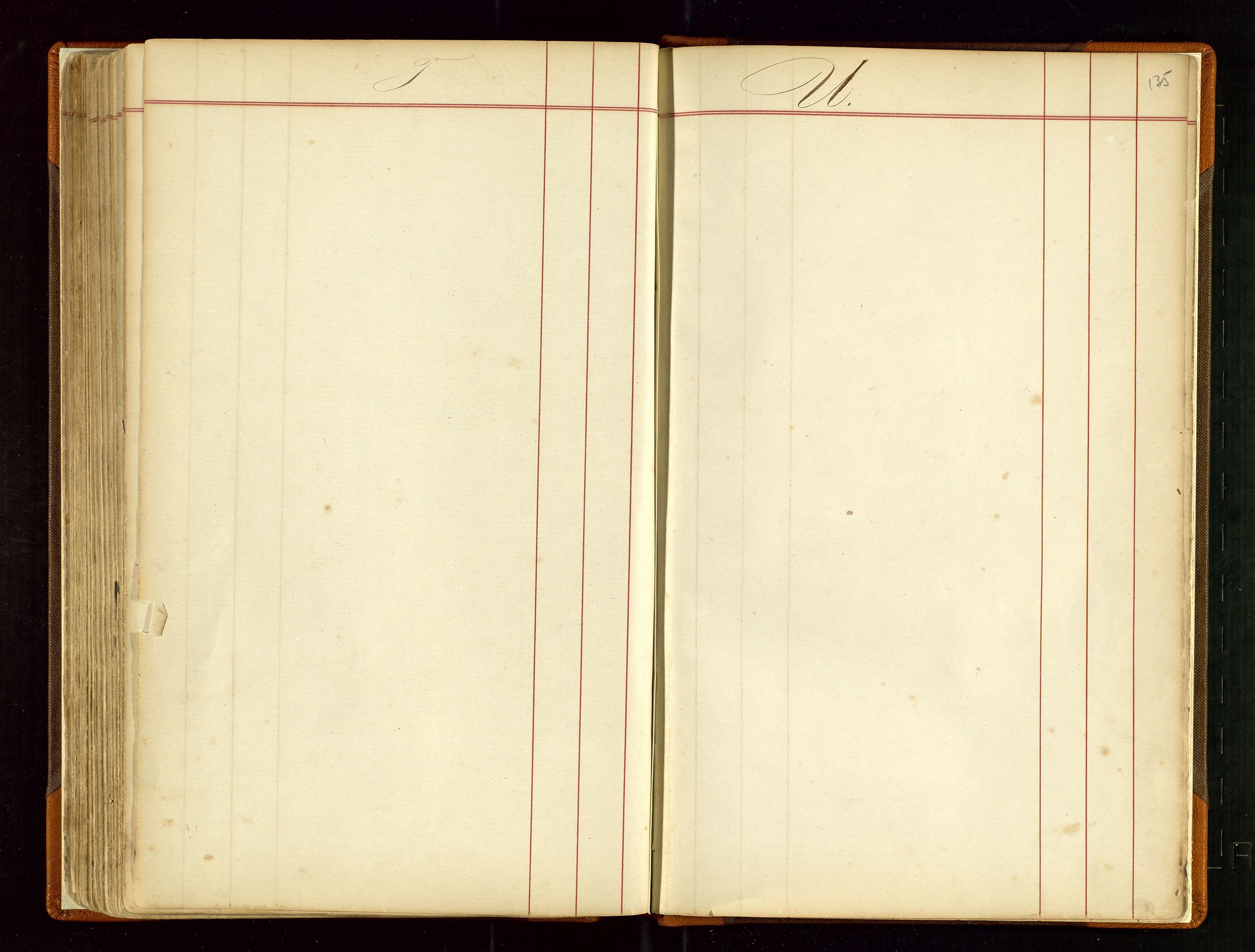 SAST, Haugesund sjømannskontor, F/Fb/Fba/L0003: Navneregister med henvisning til rullenummer (fornavn) Haugesund krets, 1860-1948, s. 135