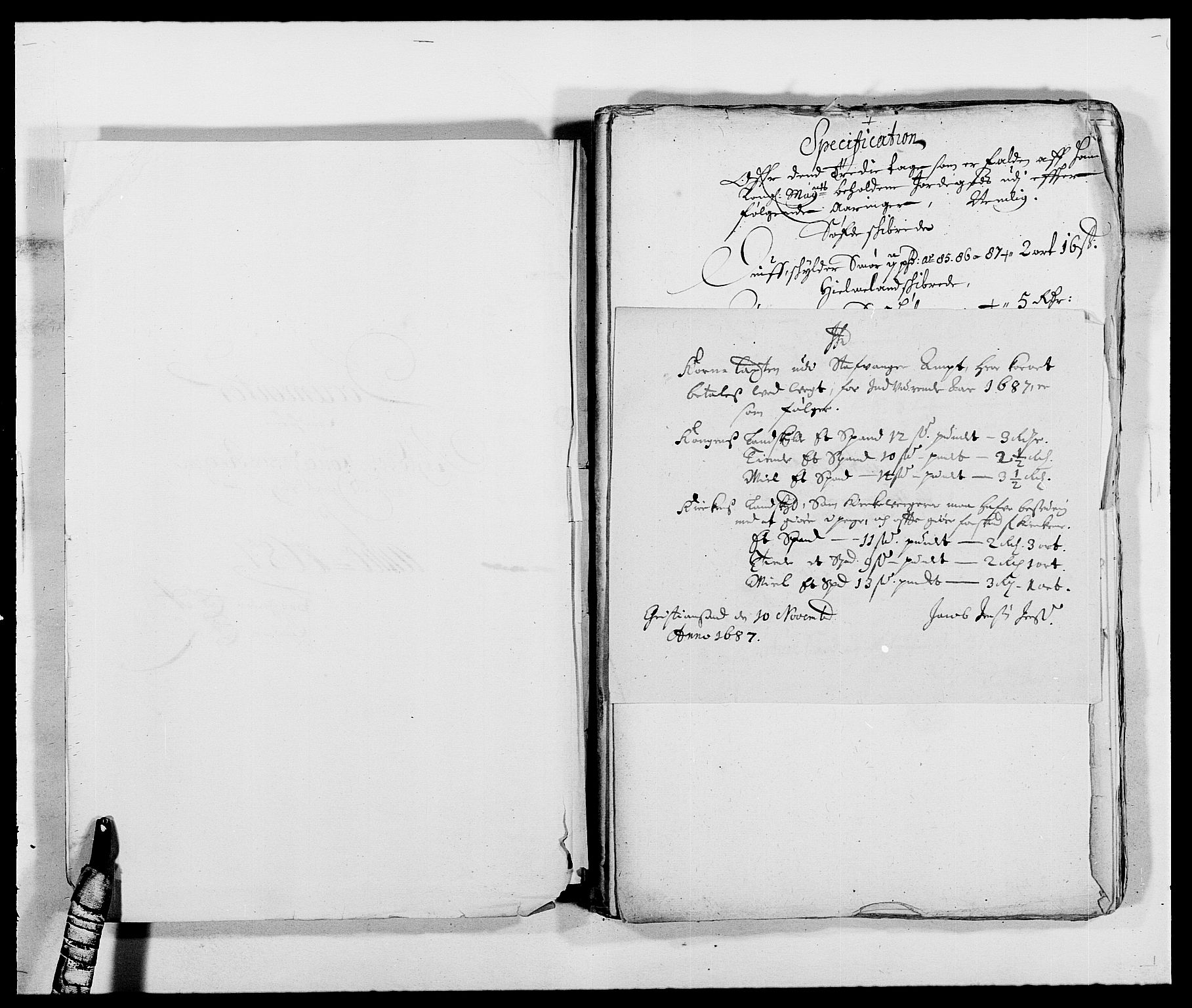 RA, Rentekammeret inntil 1814, Reviderte regnskaper, Fogderegnskap, R47/L2855: Fogderegnskap Ryfylke, 1685-1688, s. 235