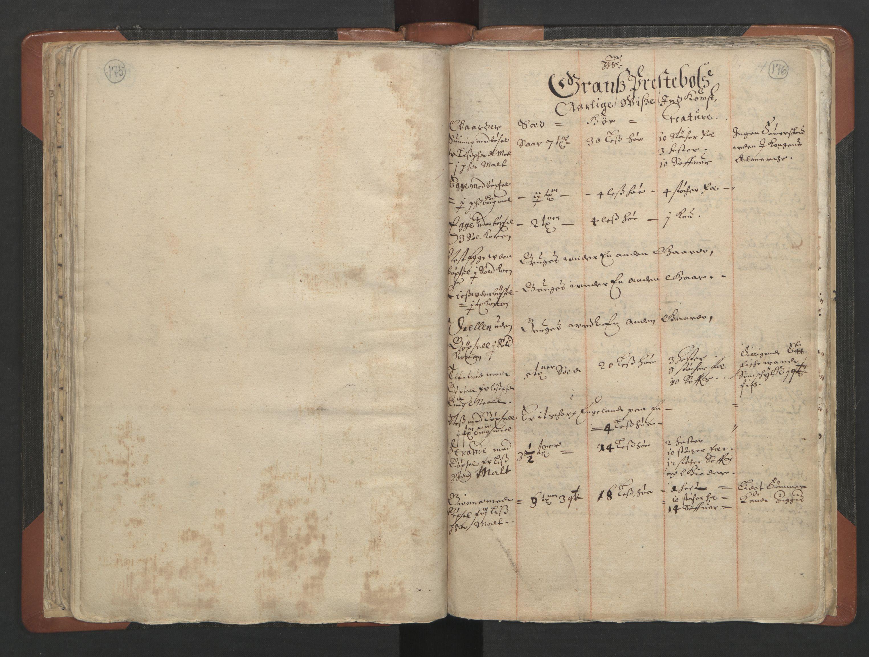 RA, Sogneprestenes manntall 1664-1666, nr. 7: Hadeland prosti, 1664-1666, s. 175-176