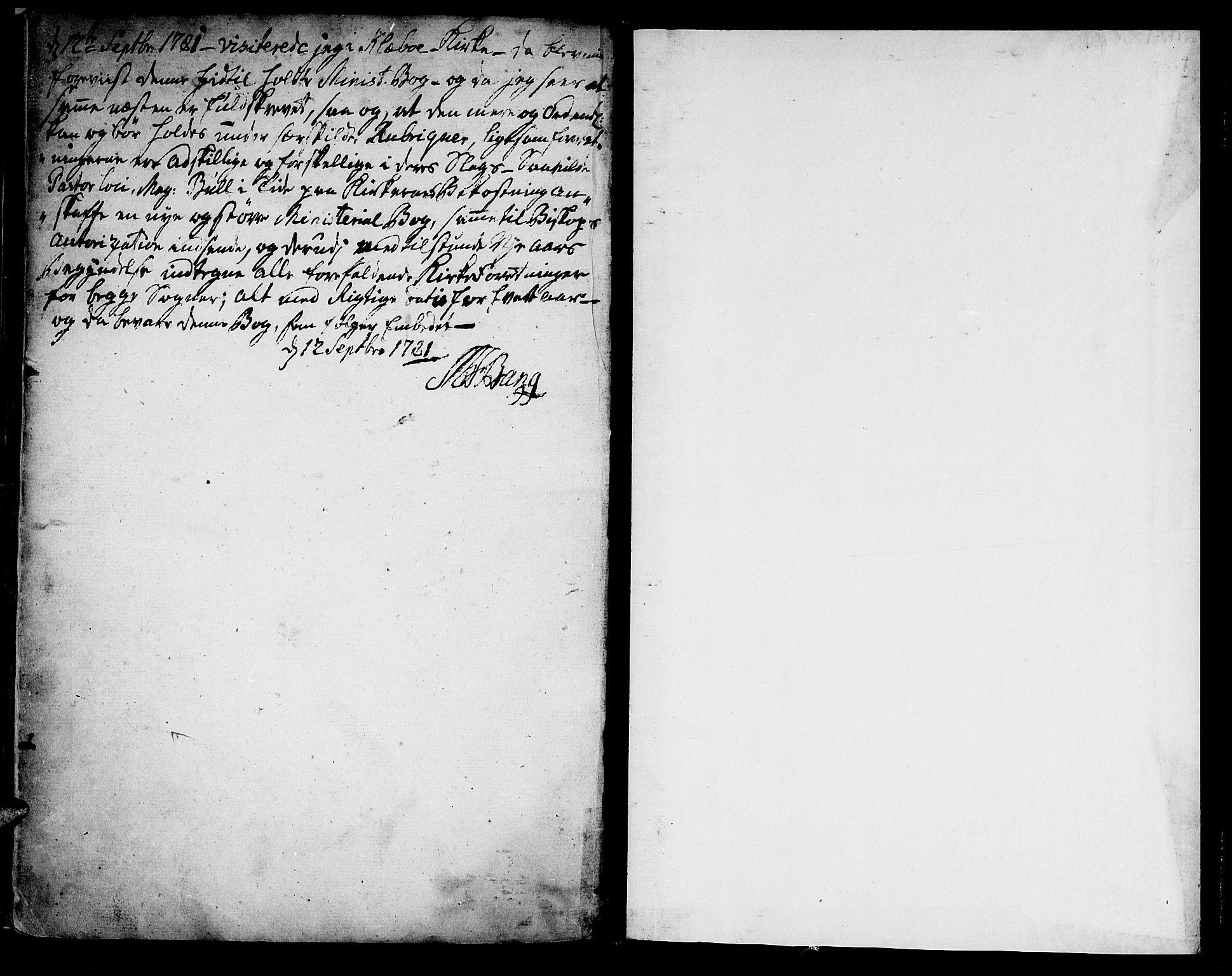 SAT, Ministerialprotokoller, klokkerbøker og fødselsregistre - Sør-Trøndelag, 618/L0437: Ministerialbok nr. 618A02, 1749-1782
