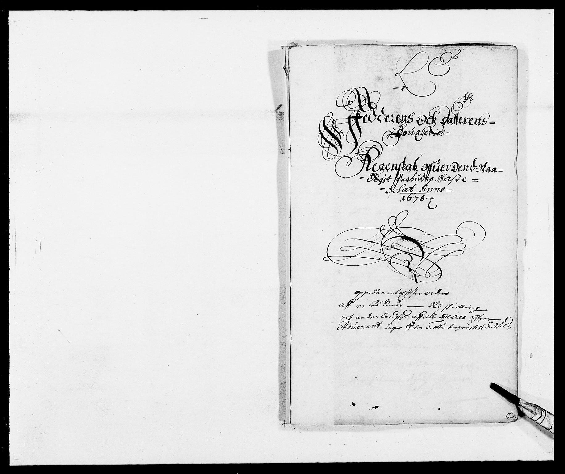 RA, Rentekammeret inntil 1814, Reviderte regnskaper, Fogderegnskap, R46/L2718: Fogderegnskap Jæren og Dalane, 1678, s. 137