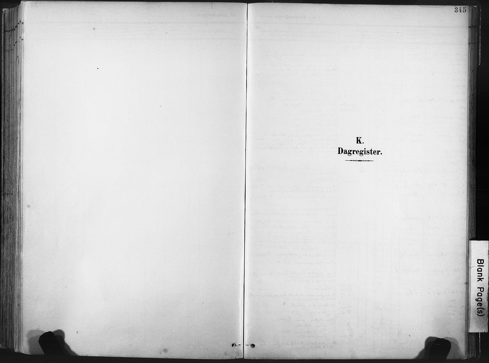 SAT, Ministerialprotokoller, klokkerbøker og fødselsregistre - Nord-Trøndelag, 717/L0162: Ministerialbok nr. 717A12, 1898-1923, s. 345