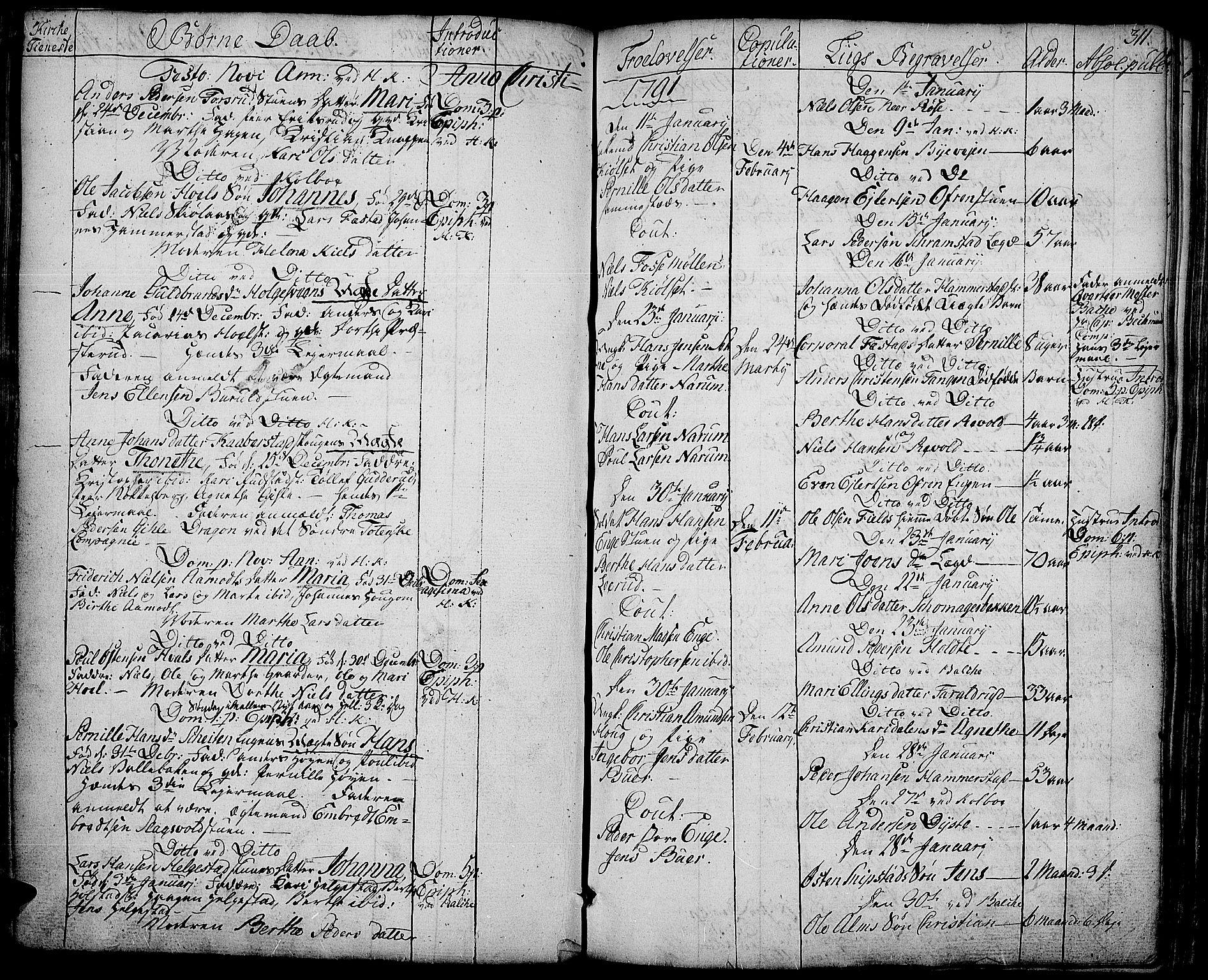 SAH, Toten prestekontor, Ministerialbok nr. 6, 1773-1793, s. 311