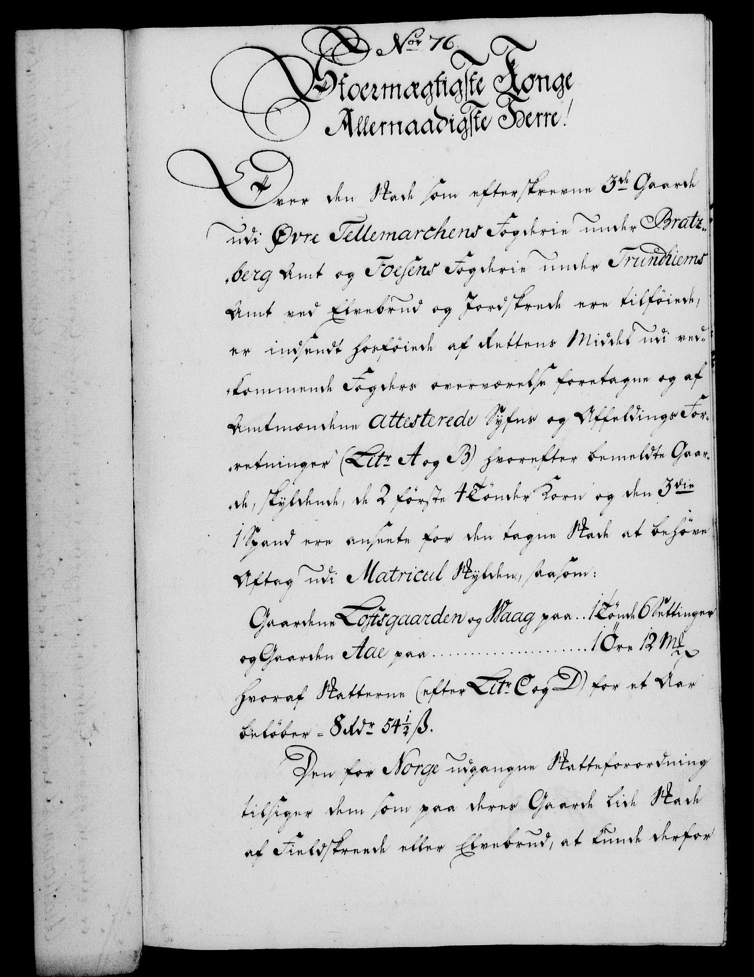 RA, Rentekammeret, Kammerkanselliet, G/Gf/Gfa/L0049: Norsk relasjons- og resolusjonsprotokoll (merket RK 52.49), 1767, s. 343