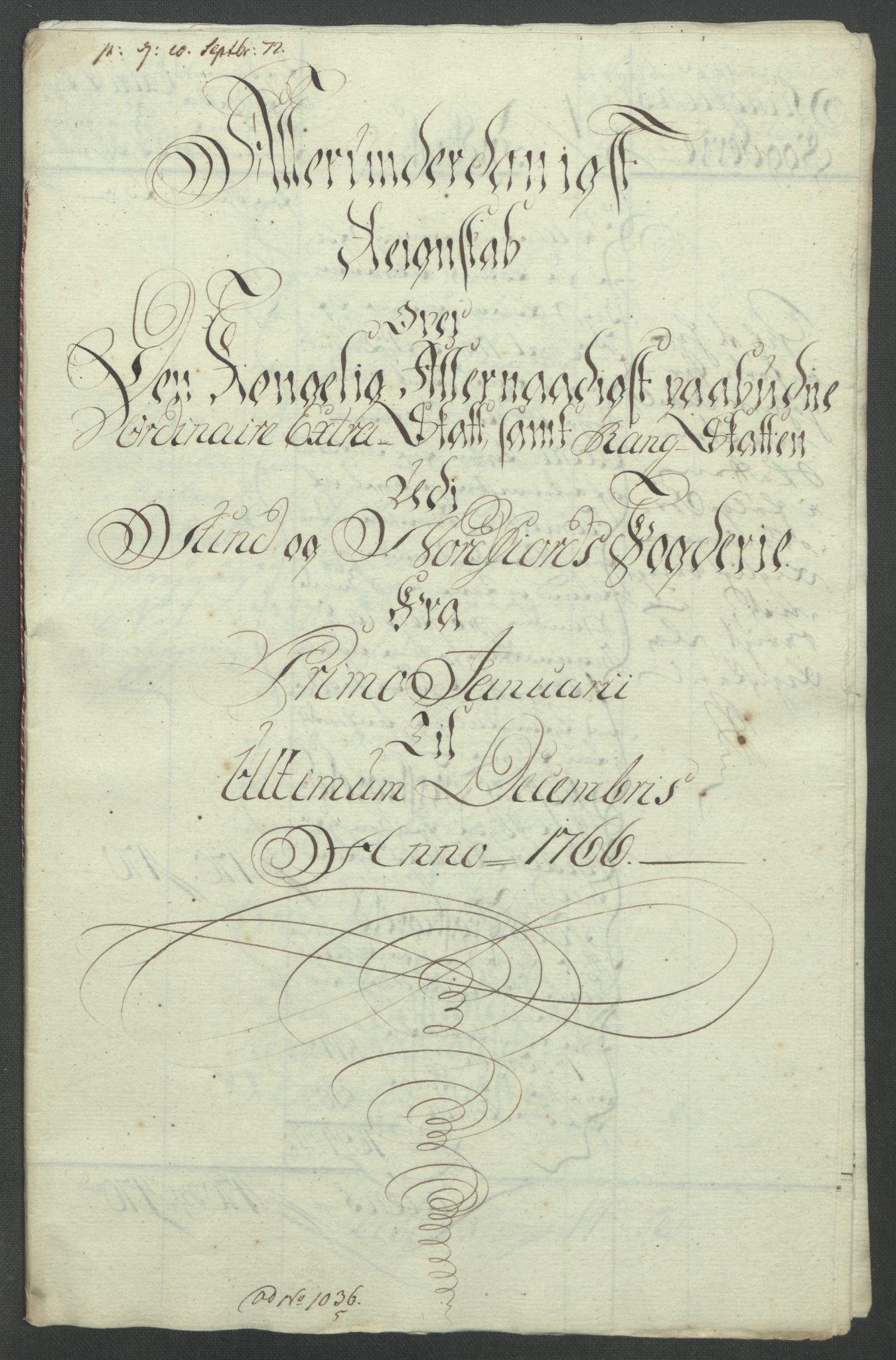 RA, Rentekammeret inntil 1814, Reviderte regnskaper, Fogderegnskap, R53/L3550: Ekstraskatten Sunn- og Nordfjord, 1762-1771, s. 158