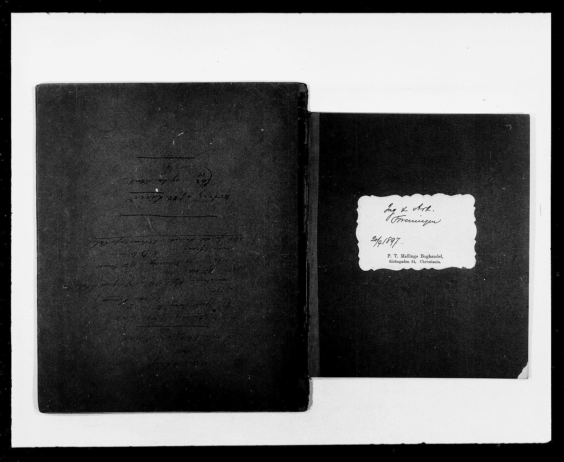 SAO, Delgobe, Charles Antoine - samling, D/Db/L0001: Tilleggspakke, s. 130