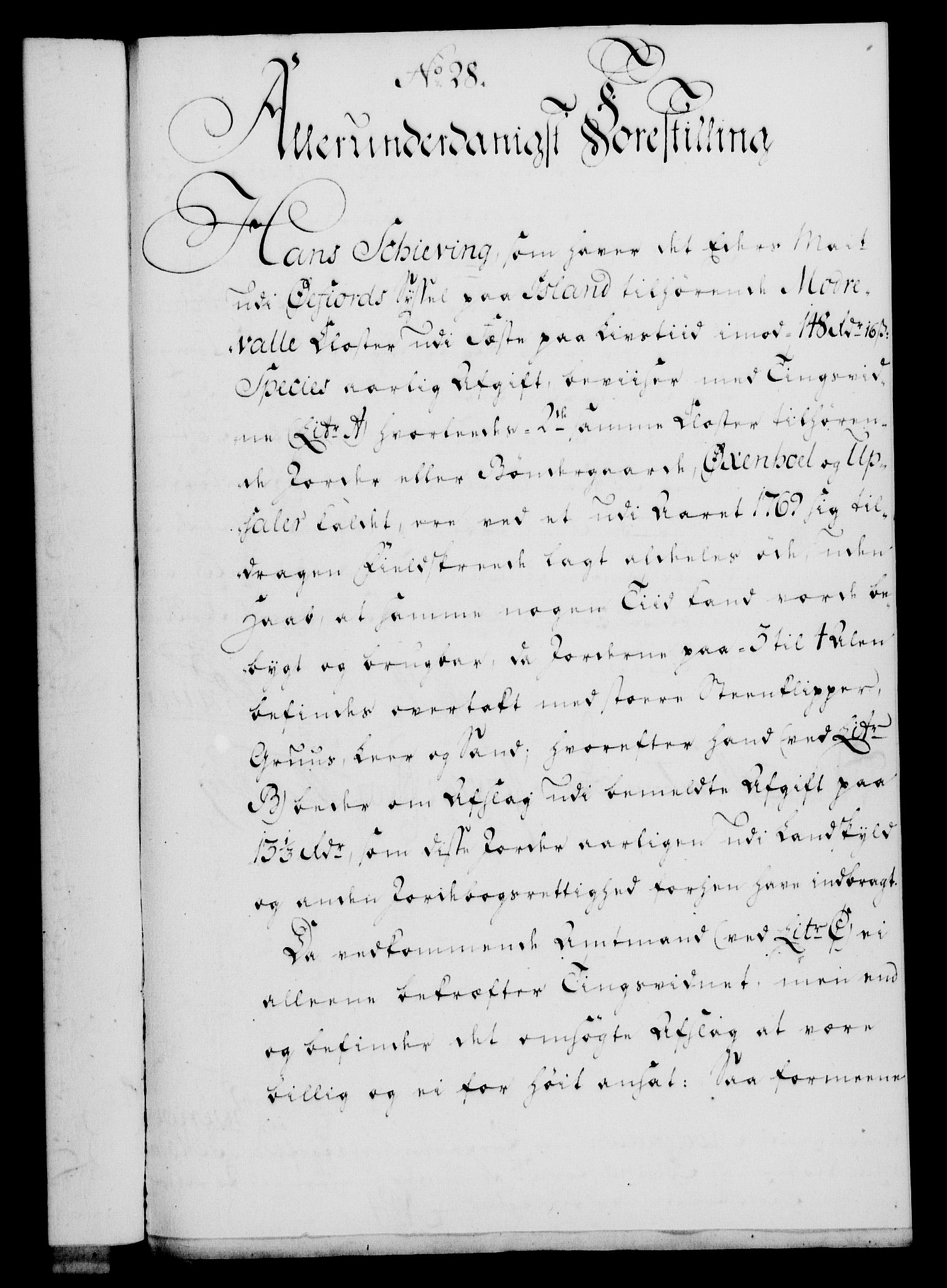 RA, Rentekammeret, Kammerkanselliet, G/Gf/Gfa/L0053: Norsk relasjons- og resolusjonsprotokoll (merket RK 52.53), 1771, s. 133