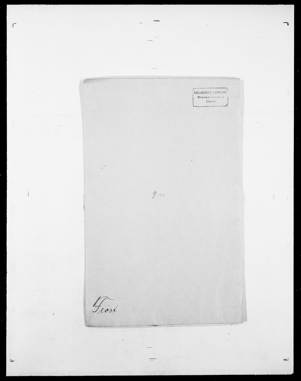 SAO, Delgobe, Charles Antoine - samling, D/Da/L0013: Forbos - Geving, s. 31