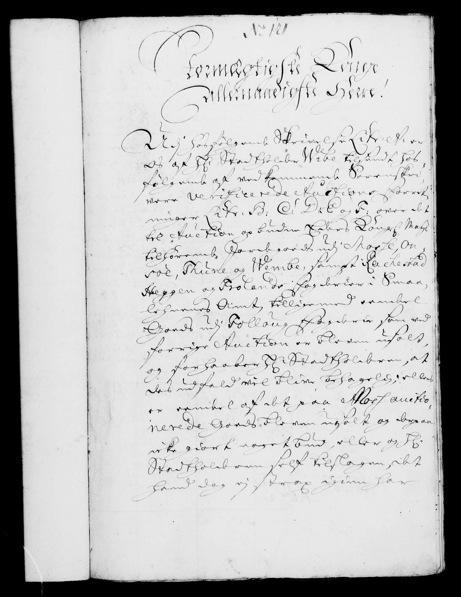 RA, Rentekammeret, Kammerkanselliet, G/Gf/Gfa/L0009: Norsk relasjons- og resolusjonsprotokoll (merket RK 52.9), 1726, s. upaginert