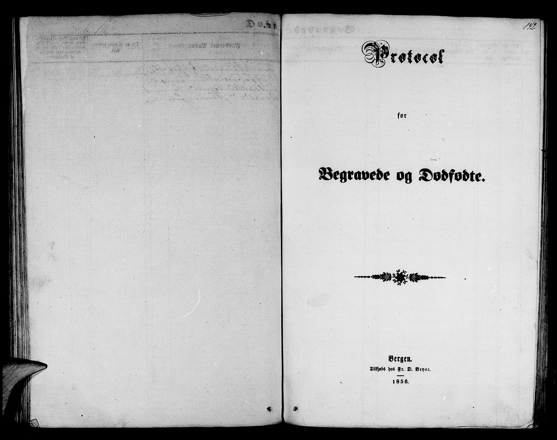 SAST, Avaldsnes sokneprestkontor, H/Ha/Hab/L0003: Klokkerbok nr. B 3, 1857-1871, s. 142