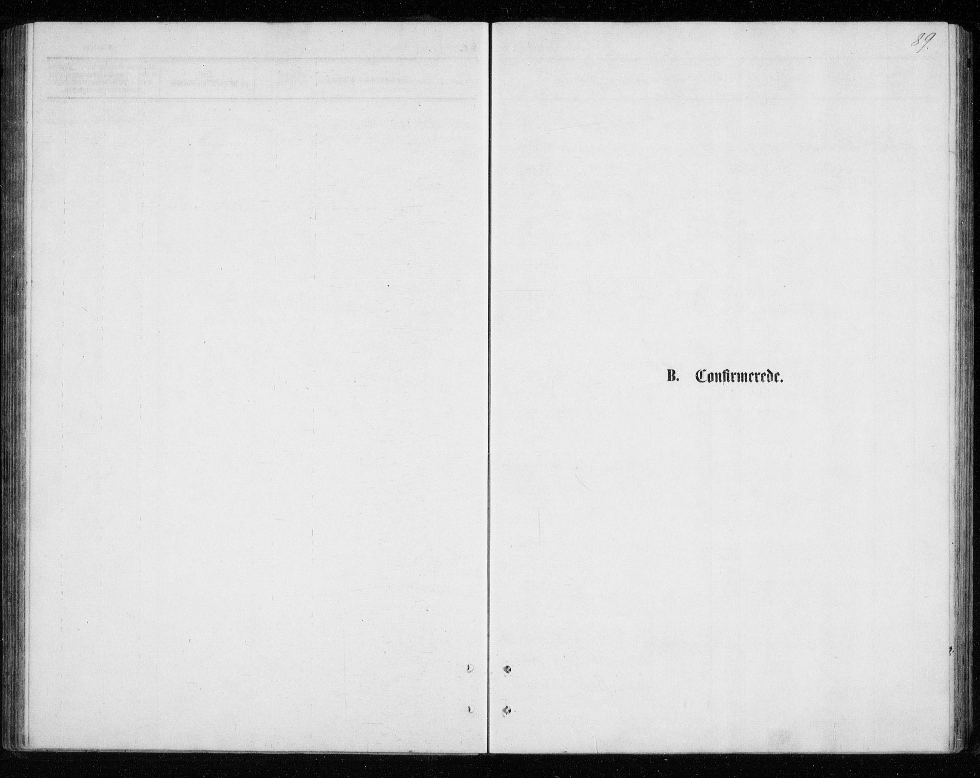 SATØ, Målselv sokneprestembete, Klokkerbok nr. 7, 1876-1895, s. 89