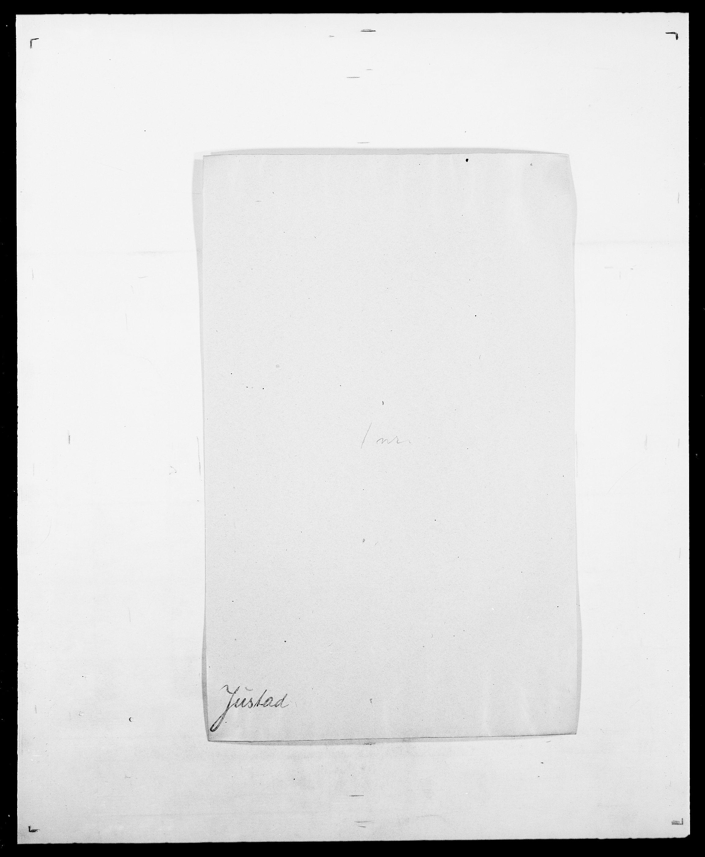 SAO, Delgobe, Charles Antoine - samling, D/Da/L0020: Irgens - Kjøsterud, s. 186