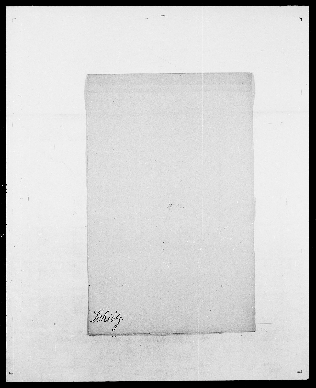 SAO, Delgobe, Charles Antoine - samling, D/Da/L0034: Saabye - Schmincke, s. 660