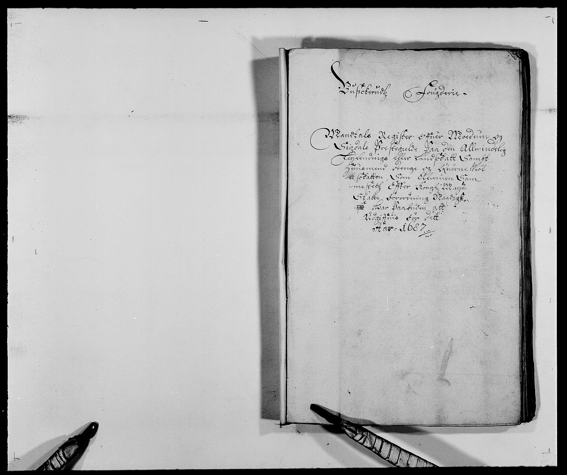 RA, Rentekammeret inntil 1814, Reviderte regnskaper, Fogderegnskap, R25/L1679: Fogderegnskap Buskerud, 1687-1688, s. 74
