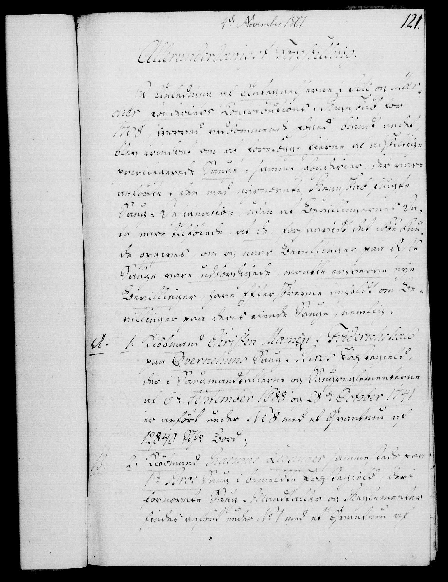 RA, Rentekammeret, Kammerkanselliet, G/Gf/Gfa/L0083: Norsk relasjons- og resolusjonsprotokoll (merket RK 52.83), 1801, s. 686