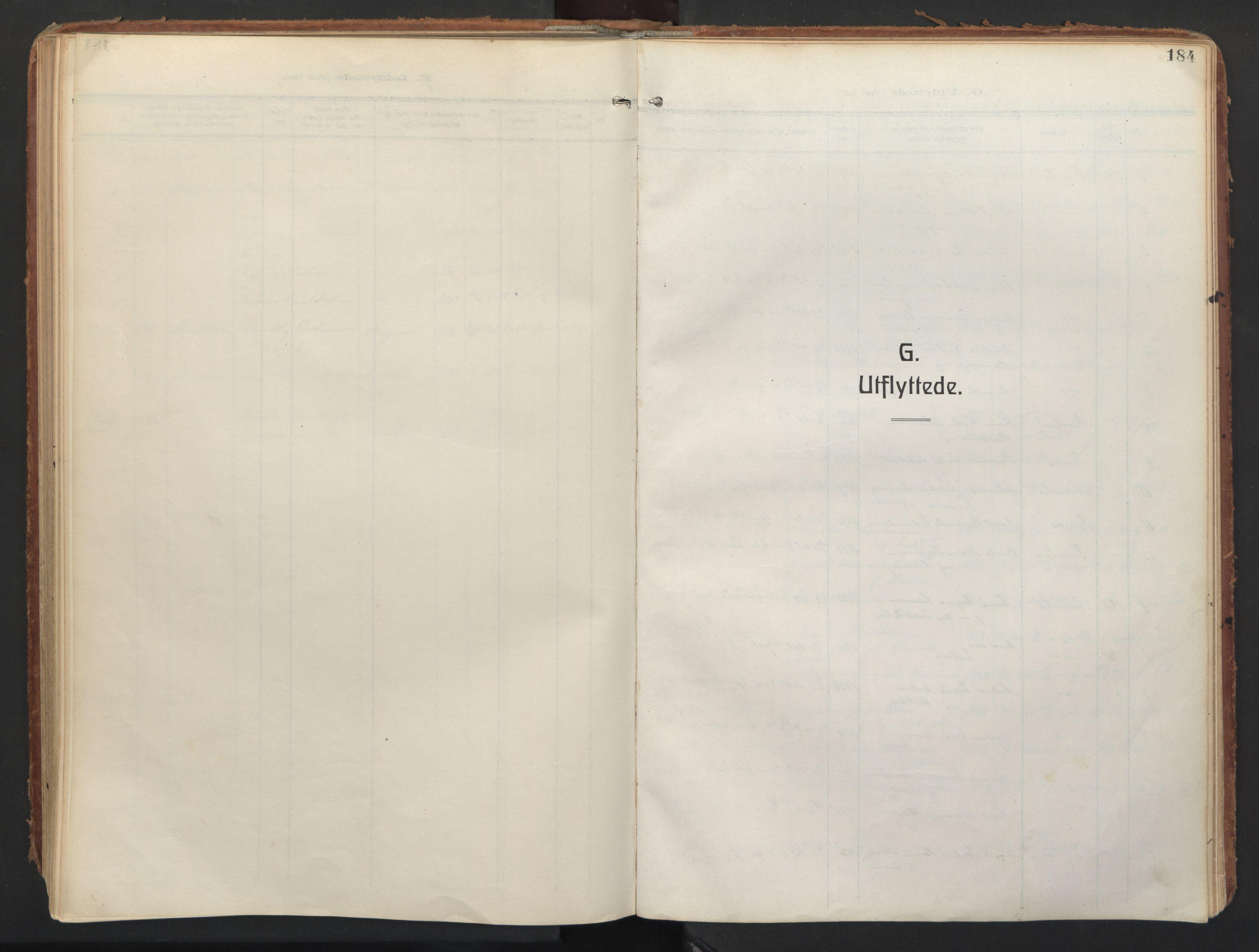 SATØ, Balsfjord sokneprestembete, Ministerialbok nr. 8, 1910-1927, s. 184