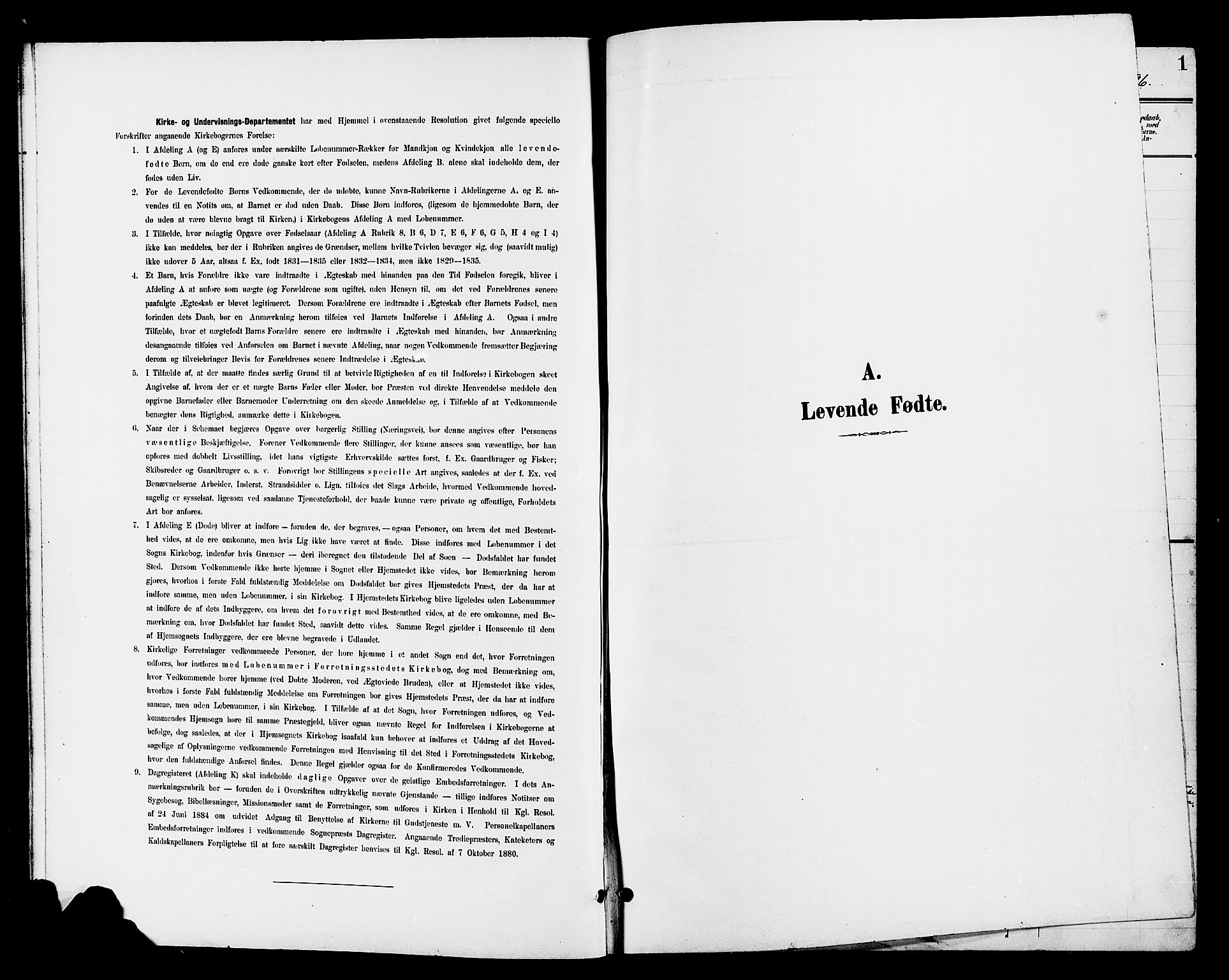SAH, Jevnaker prestekontor, Klokkerbok nr. 3, 1896-1909