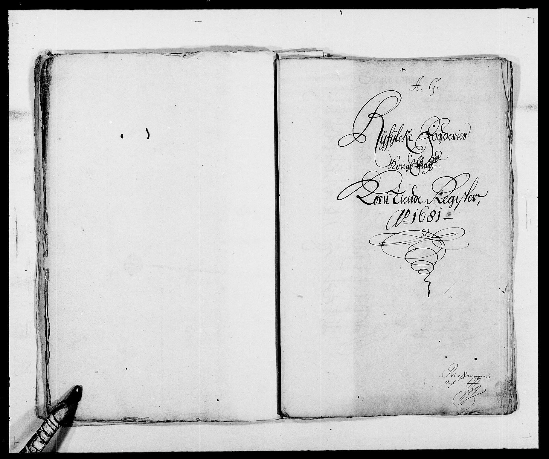 RA, Rentekammeret inntil 1814, Reviderte regnskaper, Fogderegnskap, R47/L2852: Fogderegnskap Ryfylke, 1681, s. 129