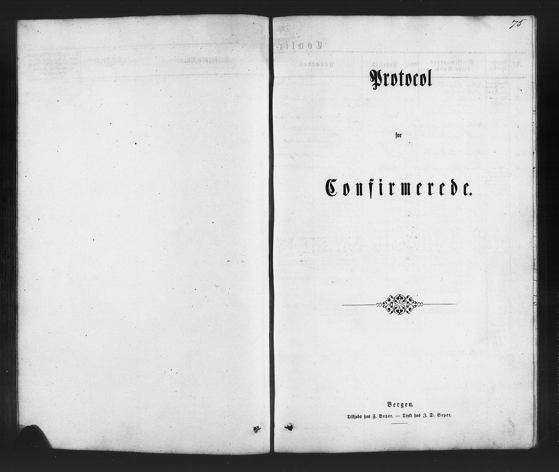SAB, Finnås sokneprestembete, H/Ha/Hab/Habc/L0001: Klokkerbok nr. C 1, 1860-1887, s. 75