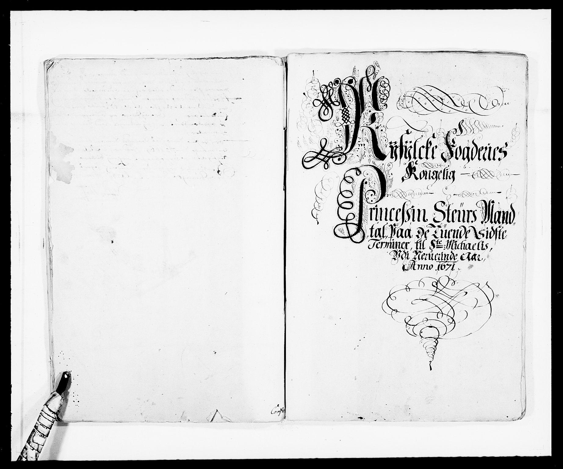 RA, Rentekammeret inntil 1814, Reviderte regnskaper, Fogderegnskap, R47/L2843: Fogderegnskap Ryfylke, 1670-1671, s. 467