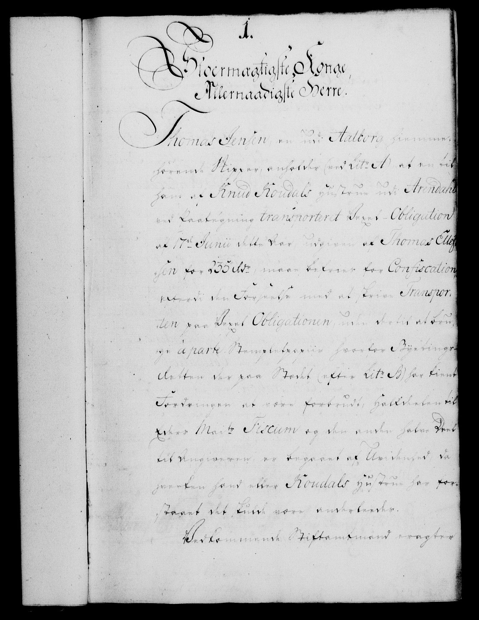 RA, Rentekammeret, Kammerkanselliet, G/Gf/Gfa/L0051: Norsk relasjons- og resolusjonsprotokoll (merket RK 52.51), 1769, s. 28