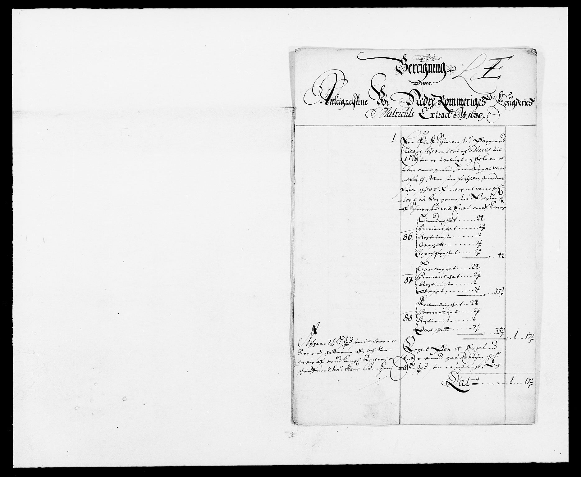 RA, Rentekammeret inntil 1814, Reviderte regnskaper, Fogderegnskap, R11/L0569: Fogderegnskap Nedre Romerike, 1680-1681, s. 240