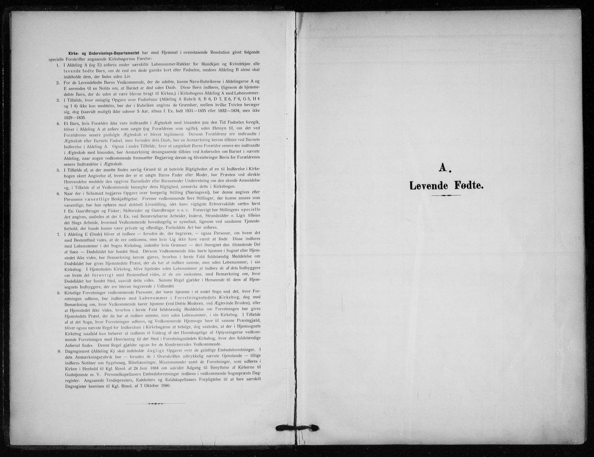 SATØ, Hammerfest sokneprestkontor, Ministerialbok nr. 14, 1906-1916