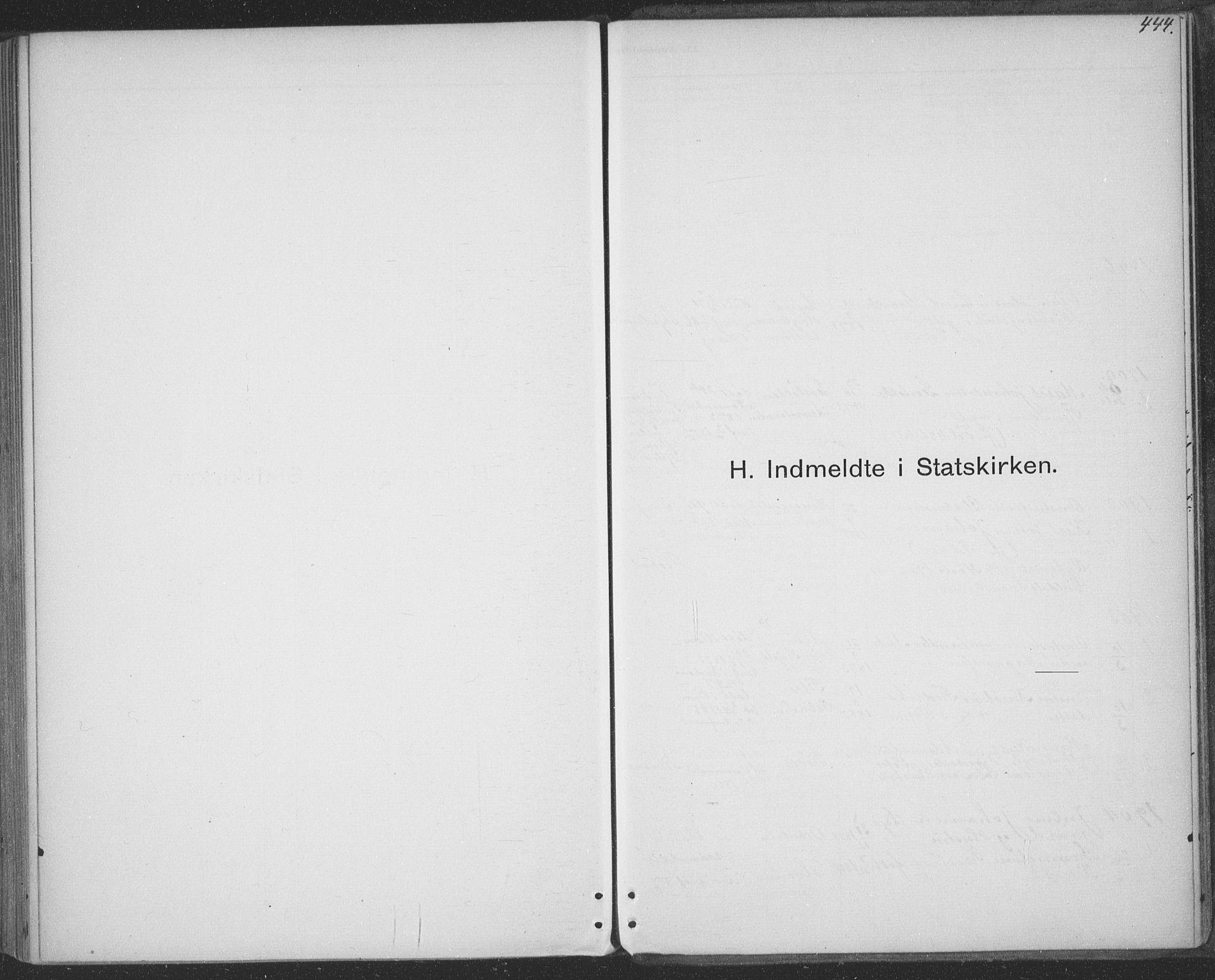 SAT, Ministerialprotokoller, klokkerbøker og fødselsregistre - Sør-Trøndelag, 691/L1085: Ministerialbok nr. 691A17, 1887-1908, s. 444