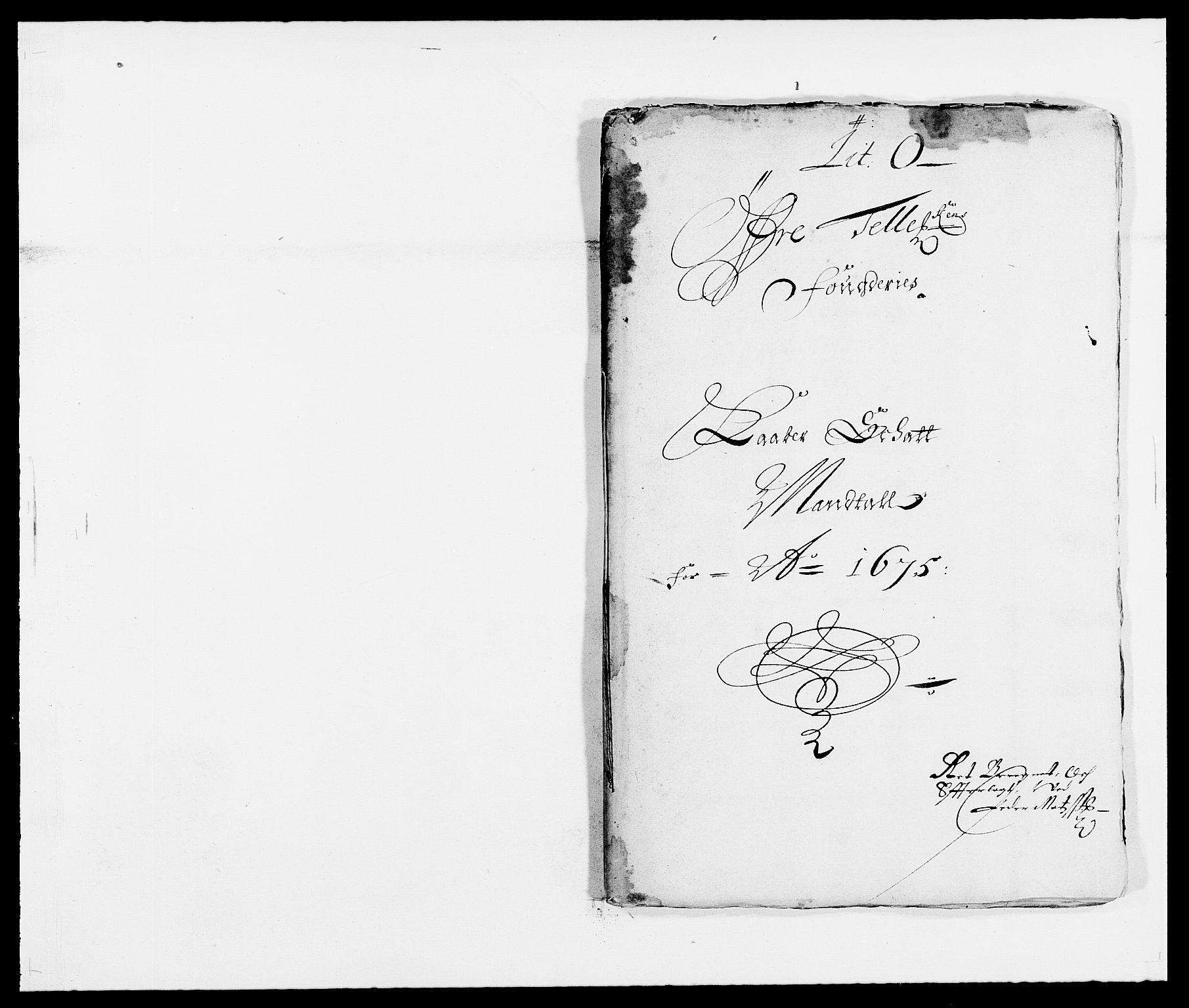 RA, Rentekammeret inntil 1814, Reviderte regnskaper, Fogderegnskap, R35/L2064: Fogderegnskap Øvre og Nedre Telemark, 1675, s. 82