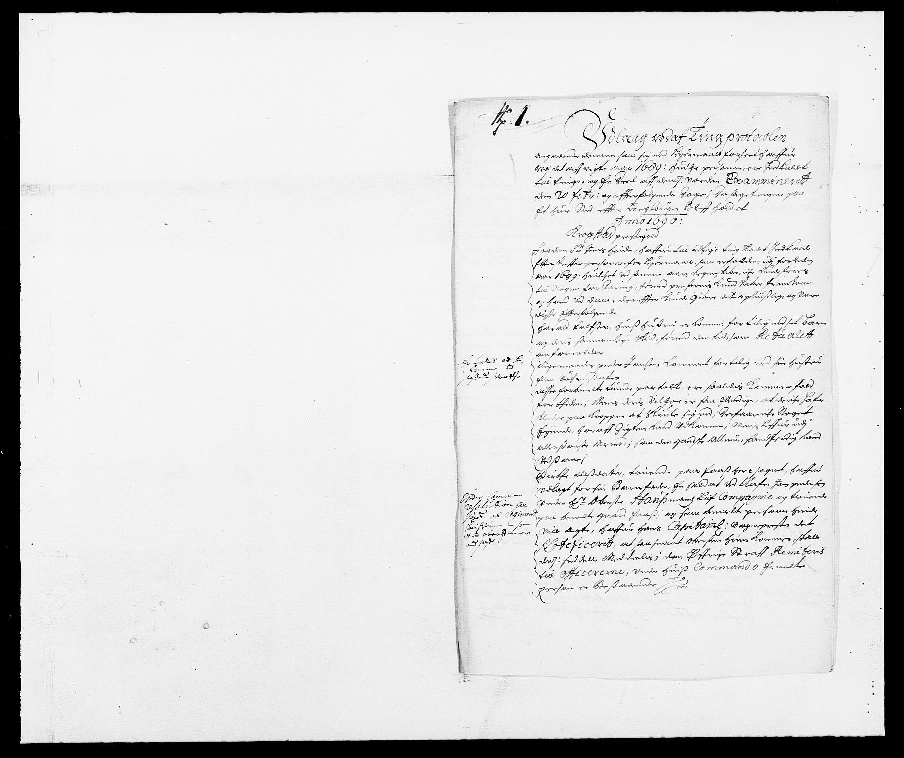 RA, Rentekammeret inntil 1814, Reviderte regnskaper, Fogderegnskap, R09/L0435: Fogderegnskap Follo, 1689-1691, s. 388