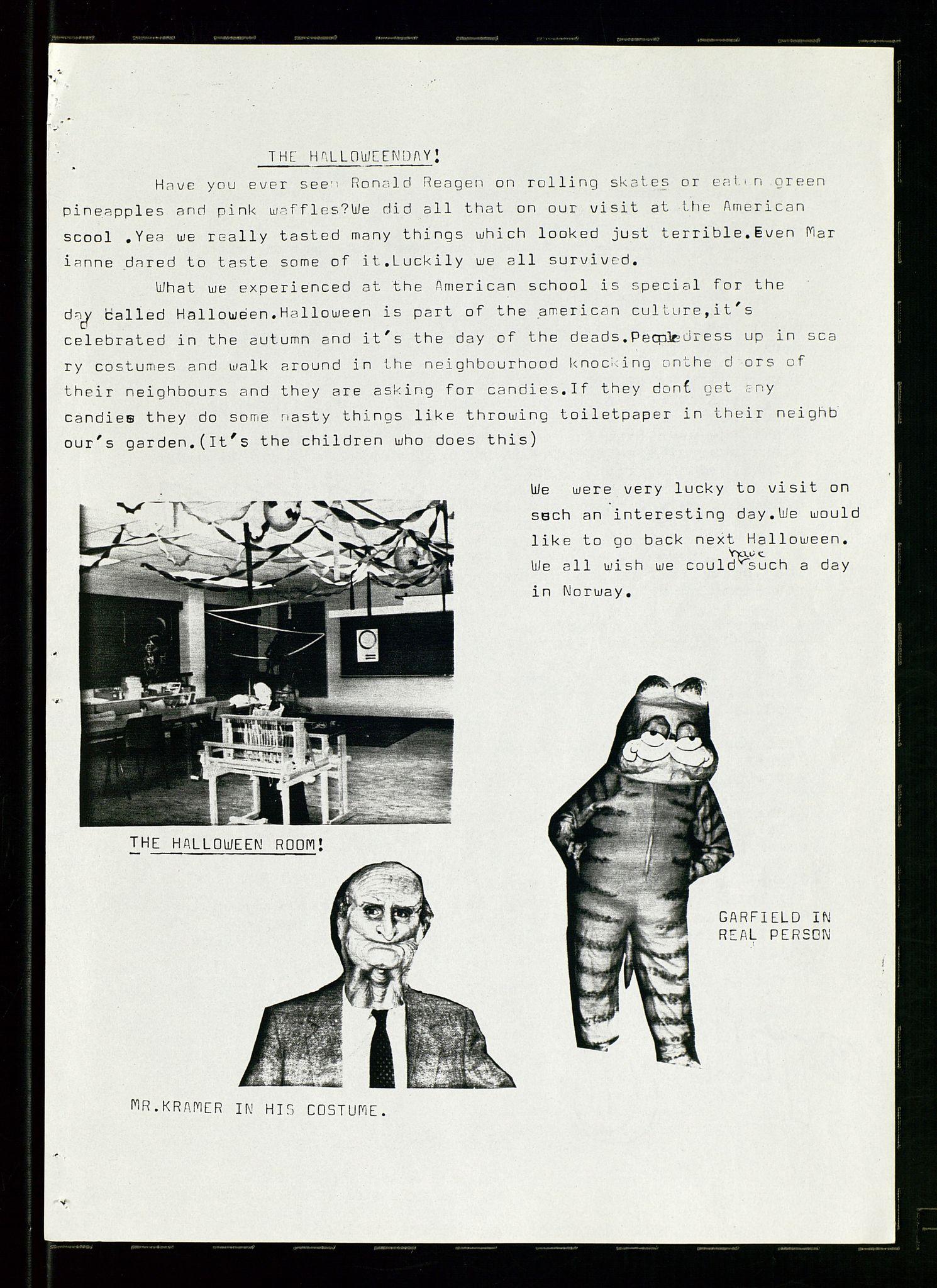 SAST, PA 1547 - Petroleum Wives Club, X/Xa/L0004: Newsletter, 1995-1997