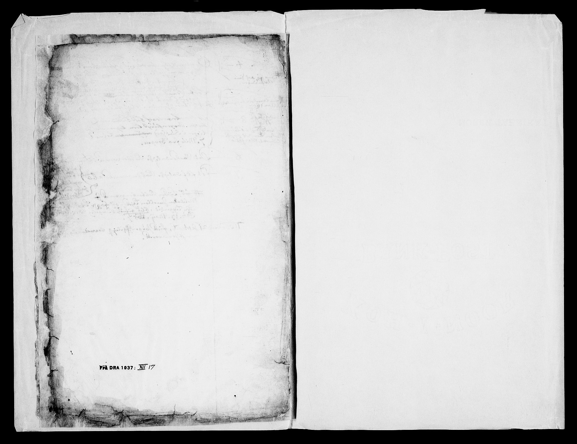 RA, Danske Kanselli, Skapsaker, G/L0019: Tillegg til skapsakene, 1616-1753, s. 157