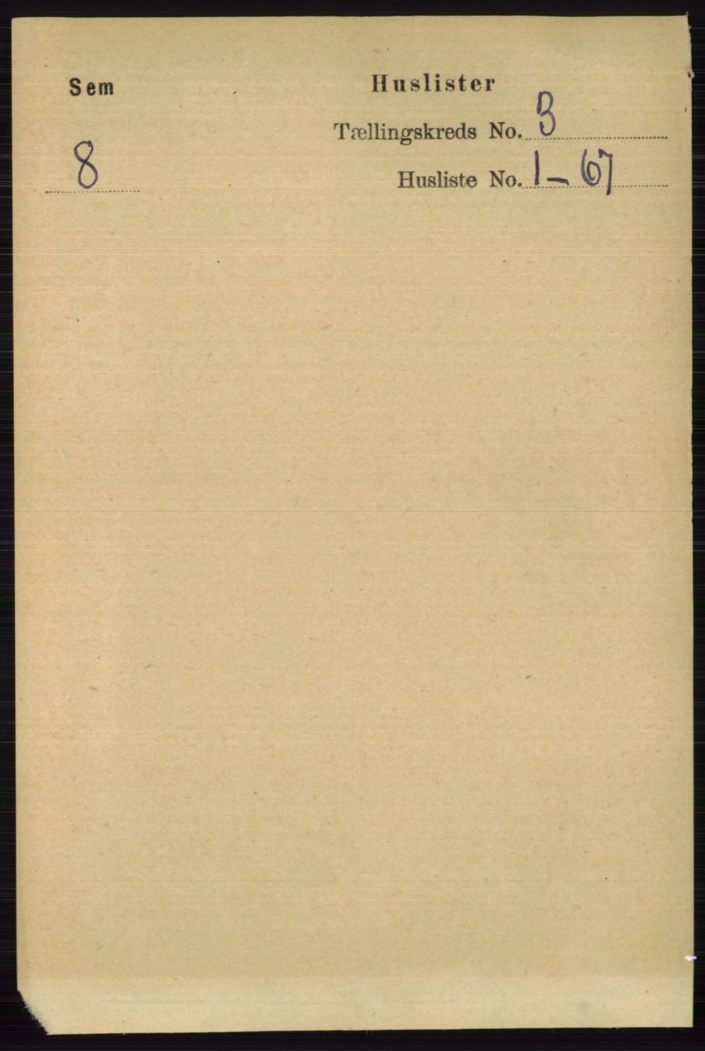 RA, Folketelling 1891 for 0721 Sem herred, 1891, s. 936