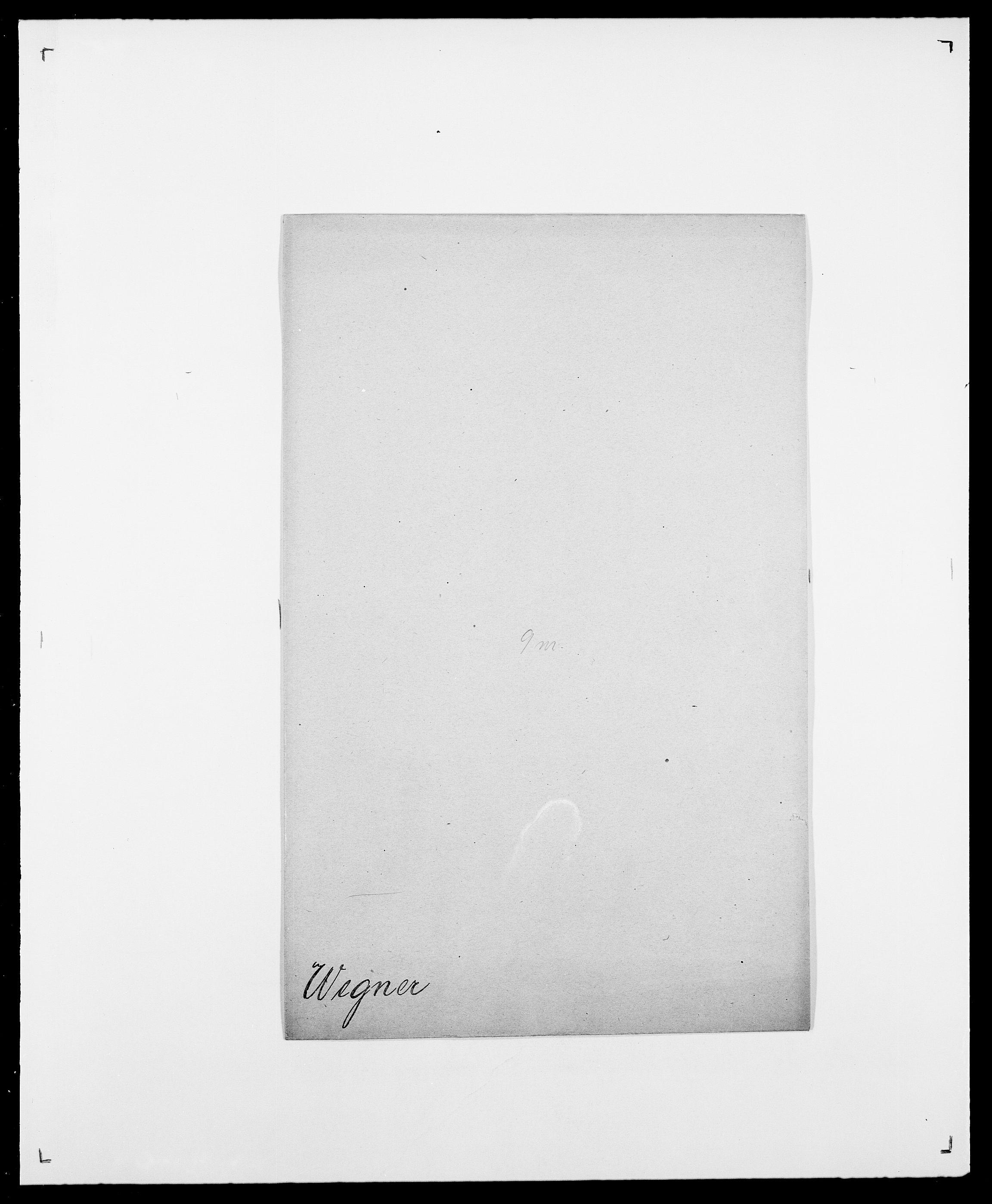 SAO, Delgobe, Charles Antoine - samling, D/Da/L0040: Usgaard - Velund, s. 506
