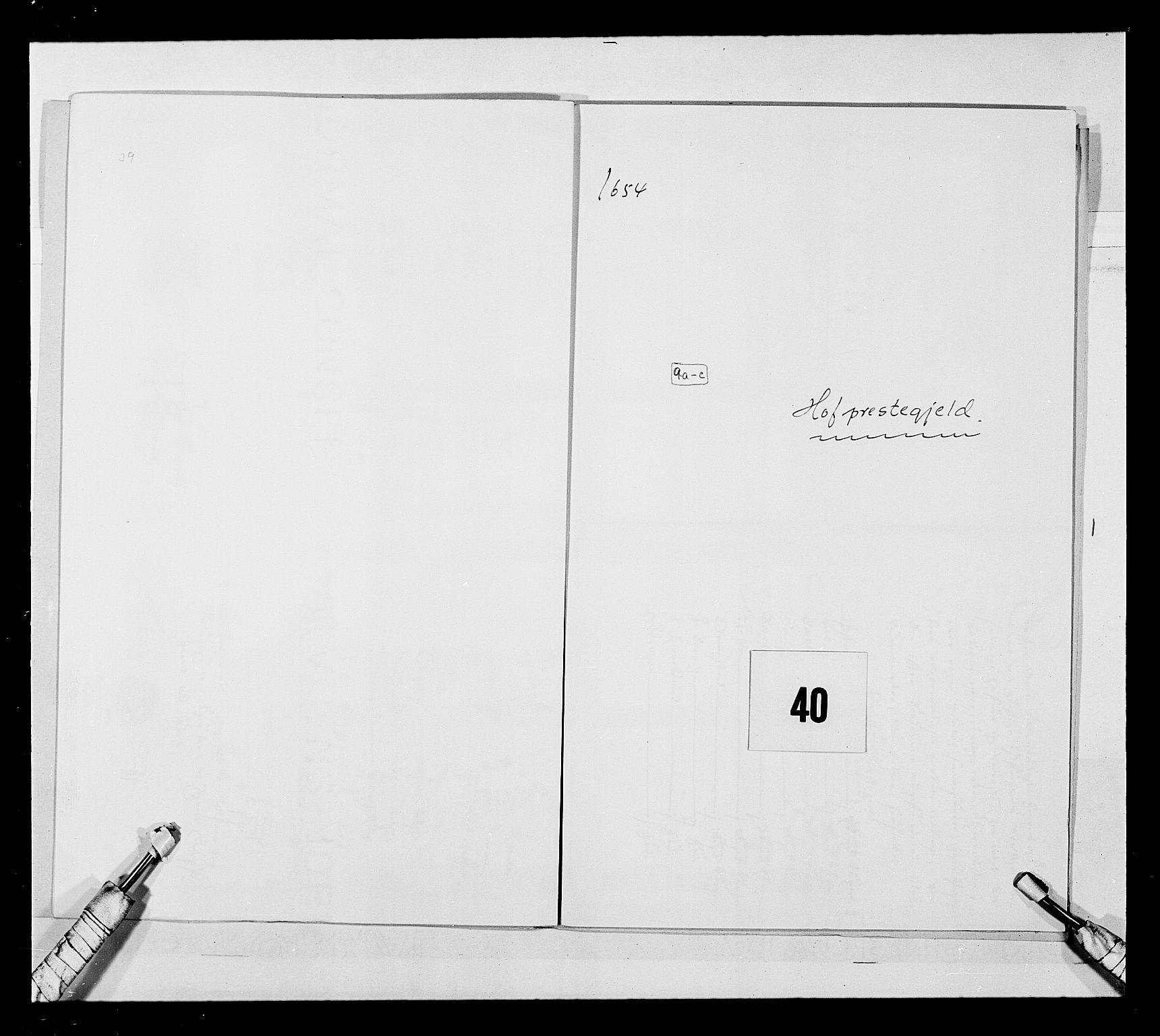 RA, Stattholderembetet 1572-1771, Ek/L0030: Jordebøker 1633-1658:, 1654, s. 192
