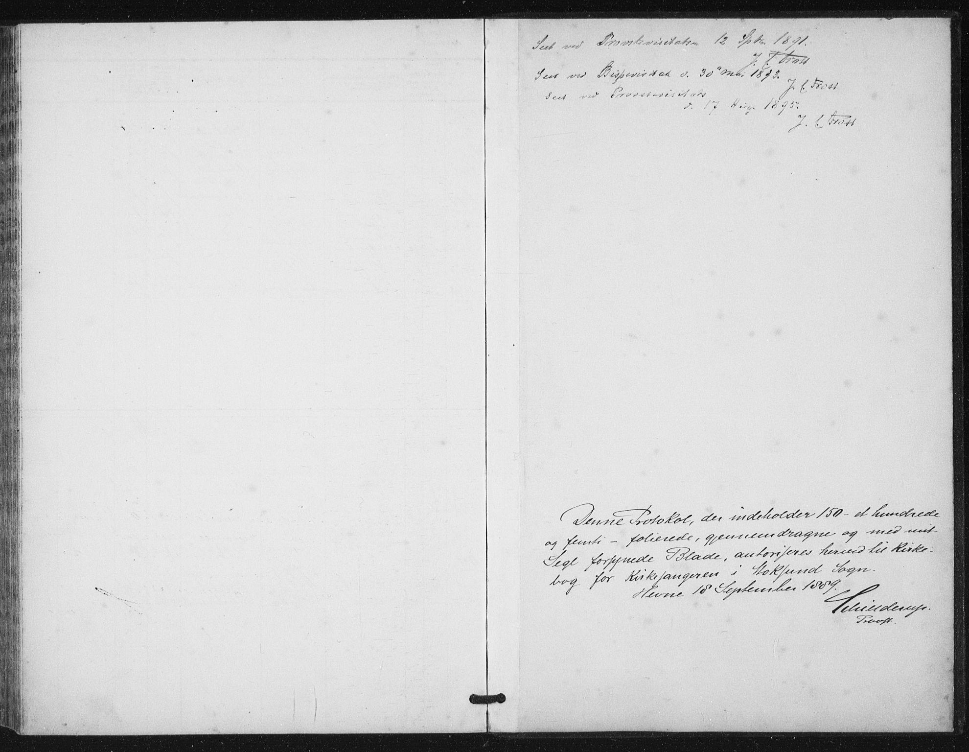 SAT, Ministerialprotokoller, klokkerbøker og fødselsregistre - Sør-Trøndelag, 656/L0698: Klokkerbok nr. 656C04, 1890-1904