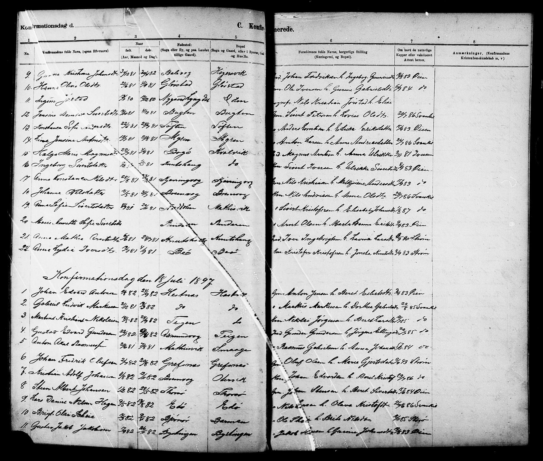 SAT, Ministerialprotokoller, klokkerbøker og fødselsregistre - Sør-Trøndelag, 634/L0542: Klokkerbok nr. 634C04, 1892-1916