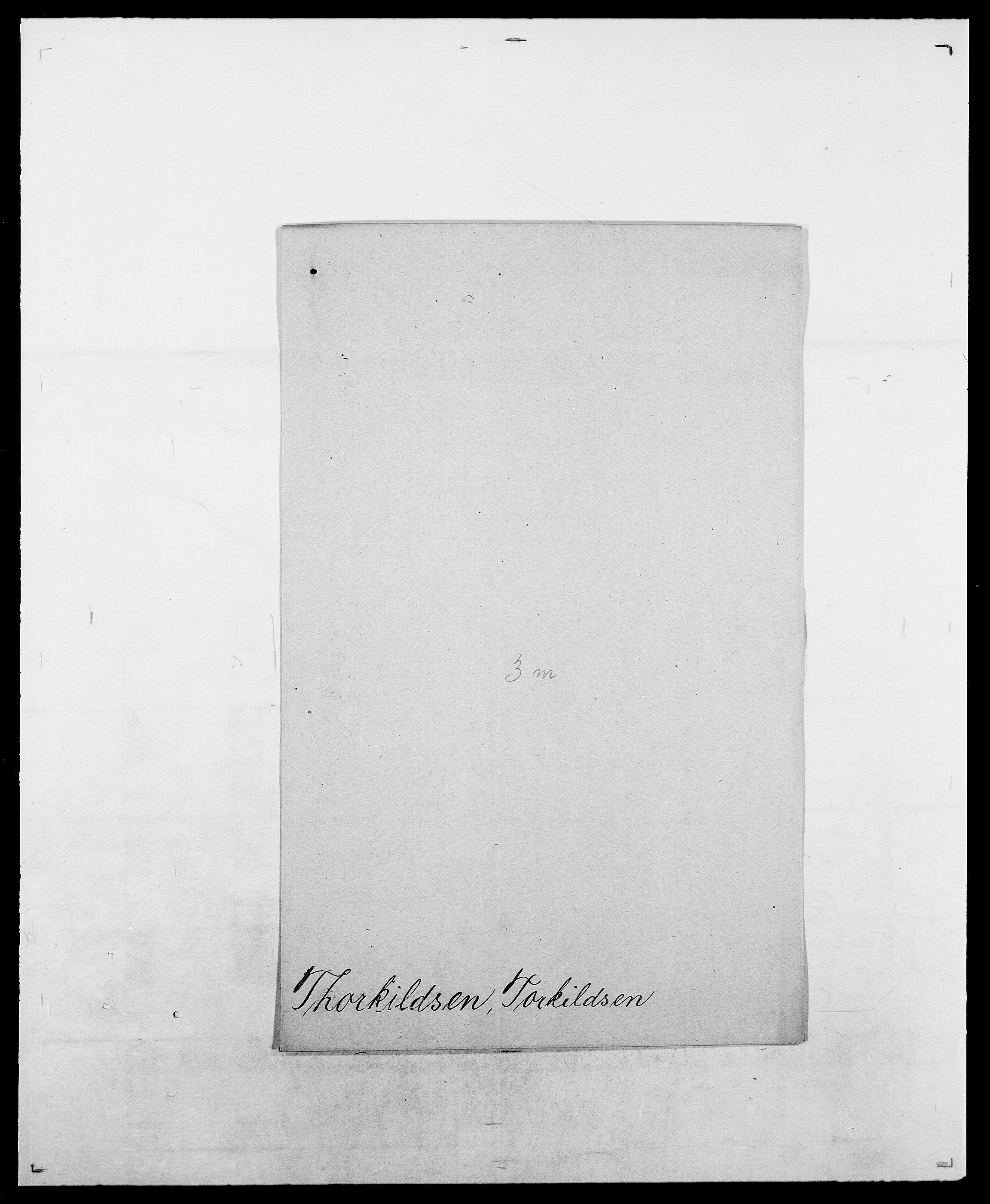 SAO, Delgobe, Charles Antoine - samling, D/Da/L0038: Svanenskjold - Thornsohn, s. 867