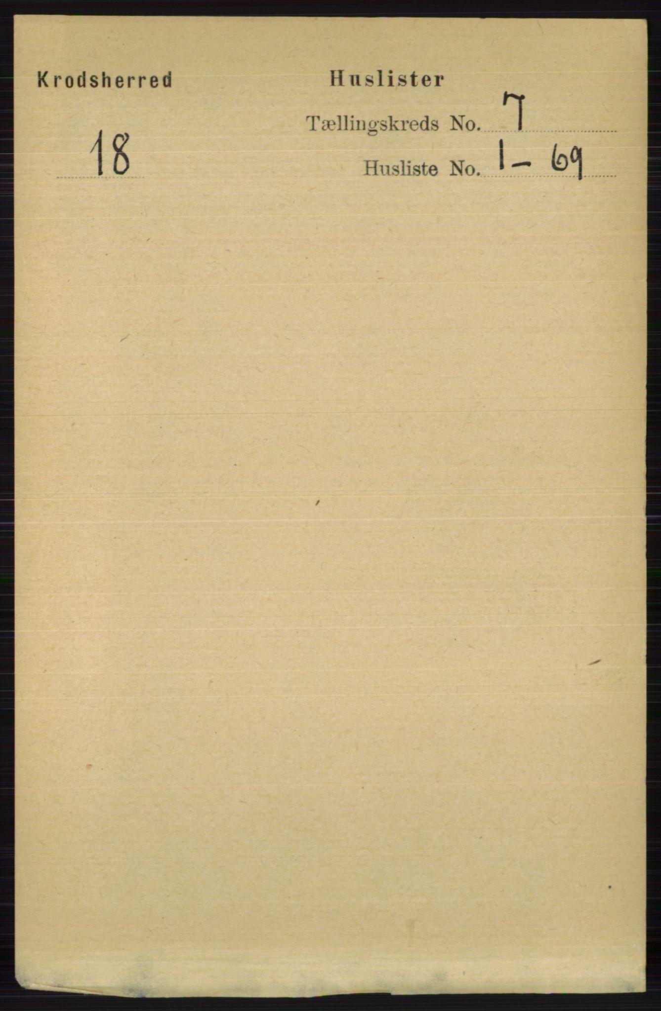 RA, Folketelling 1891 for 0621 Sigdal herred, 1891, s. 6951