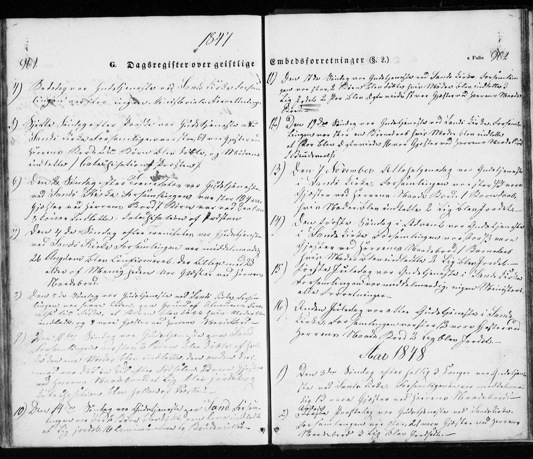 SATØ, Trondenes sokneprestkontor, H/Ha/L0010kirke: Ministerialbok nr. 10, 1840-1865, s. 901-902