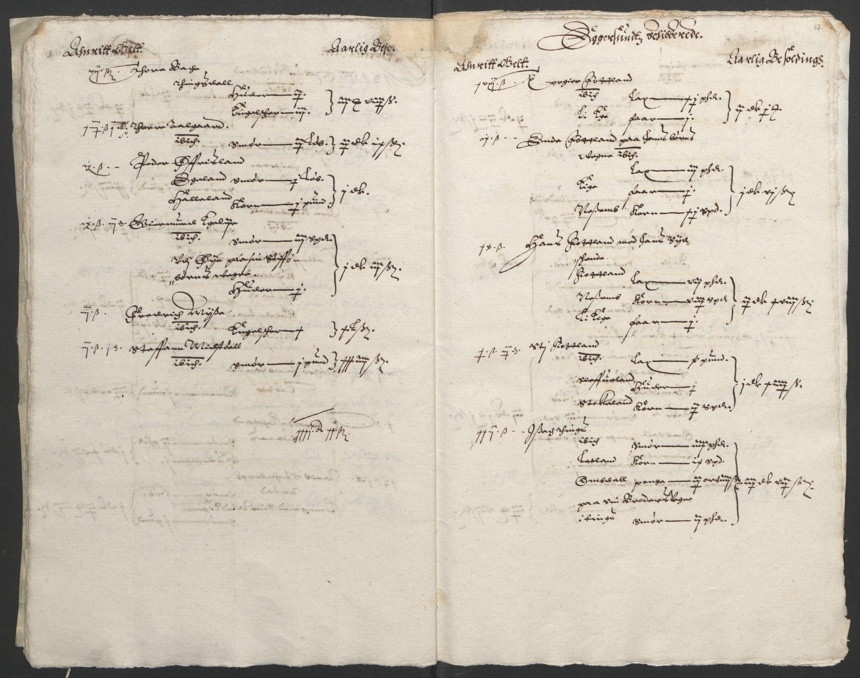RA, Stattholderembetet 1572-1771, Ek/L0010: Jordebøker til utlikning av rosstjeneste 1624-1626:, 1624-1626, s. 111