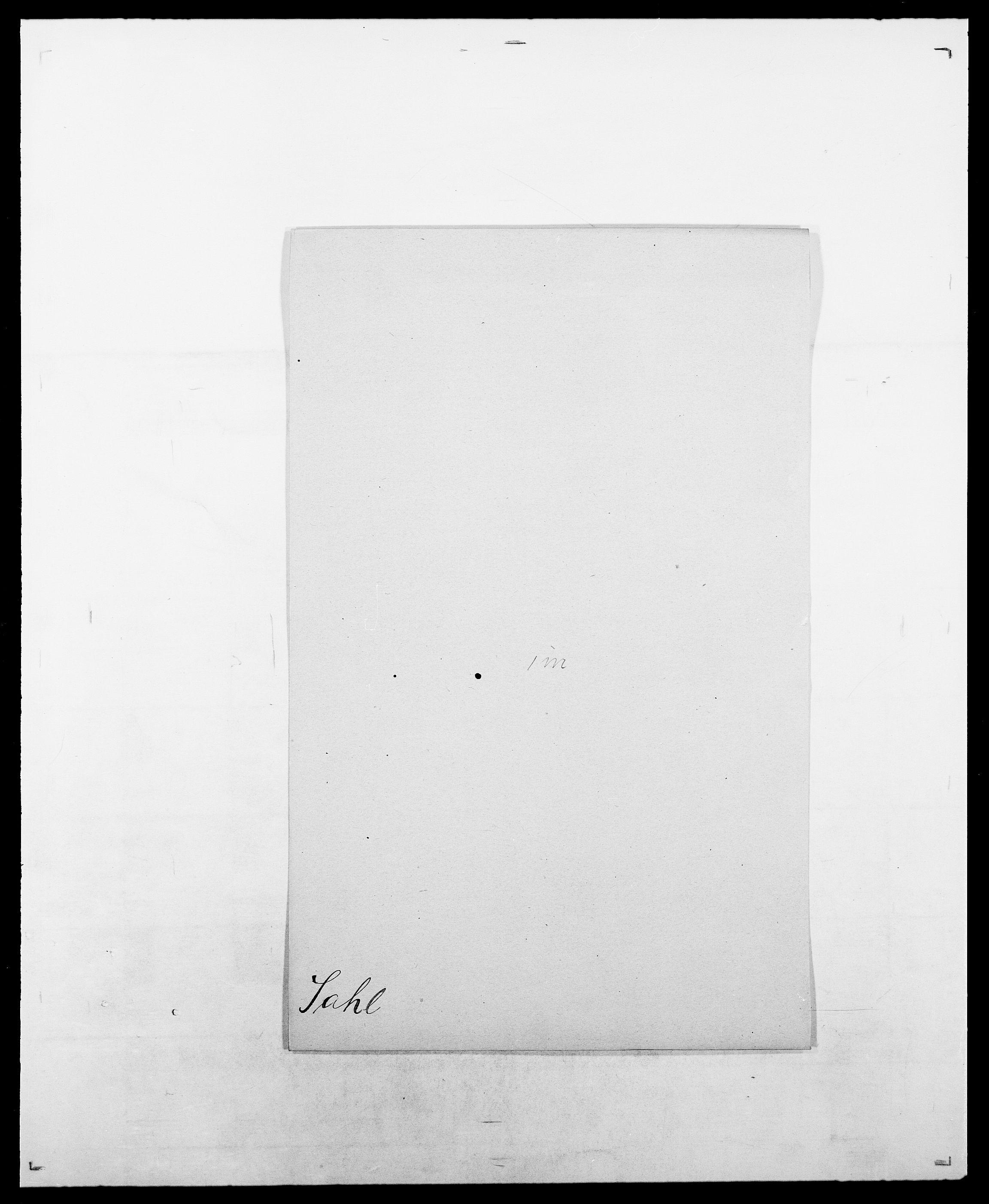 SAO, Delgobe, Charles Antoine - samling, D/Da/L0034: Saabye - Schmincke, s. 39