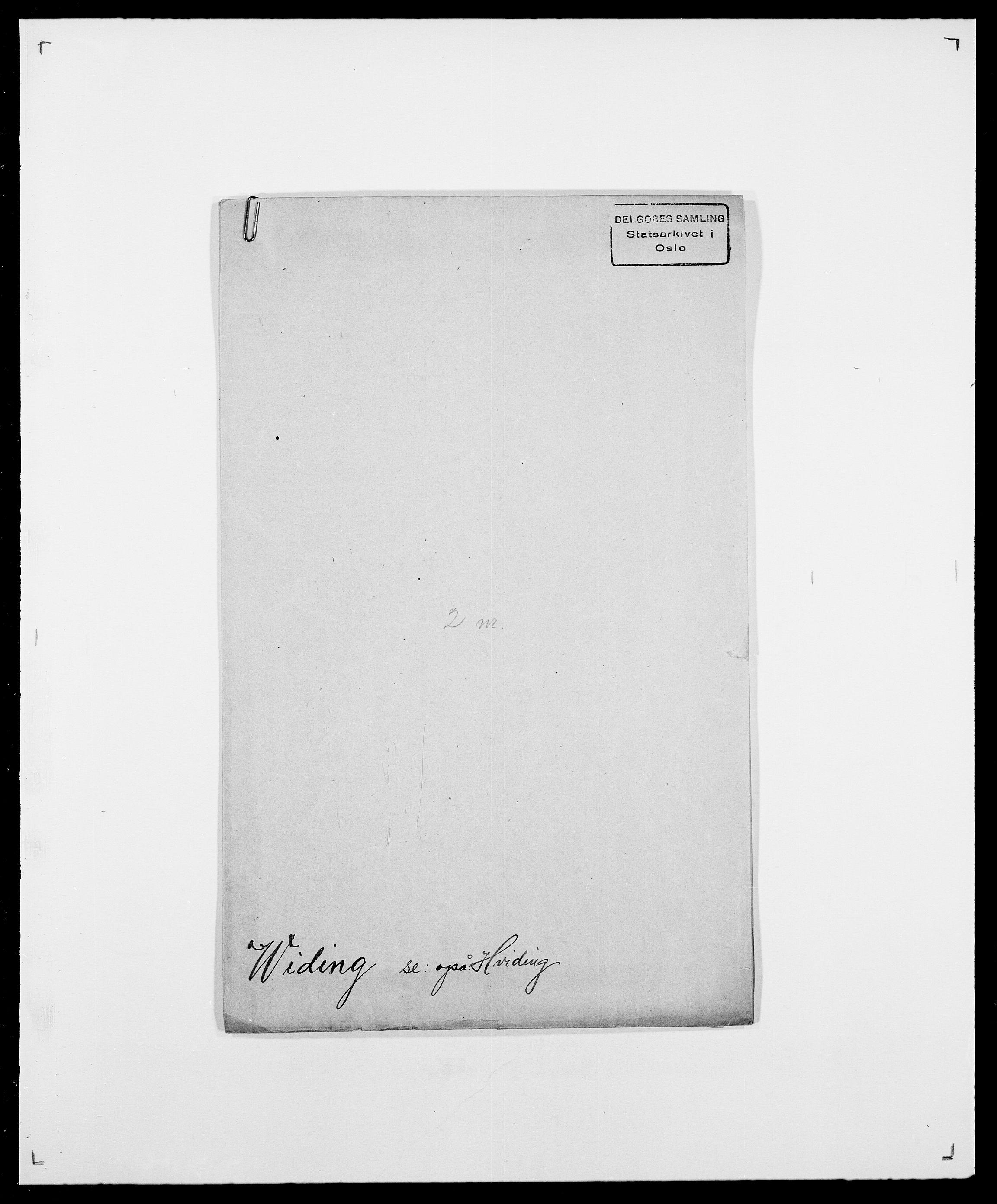 SAO, Delgobe, Charles Antoine - samling, D/Da/L0041: Vemmestad - Viker, s. 467