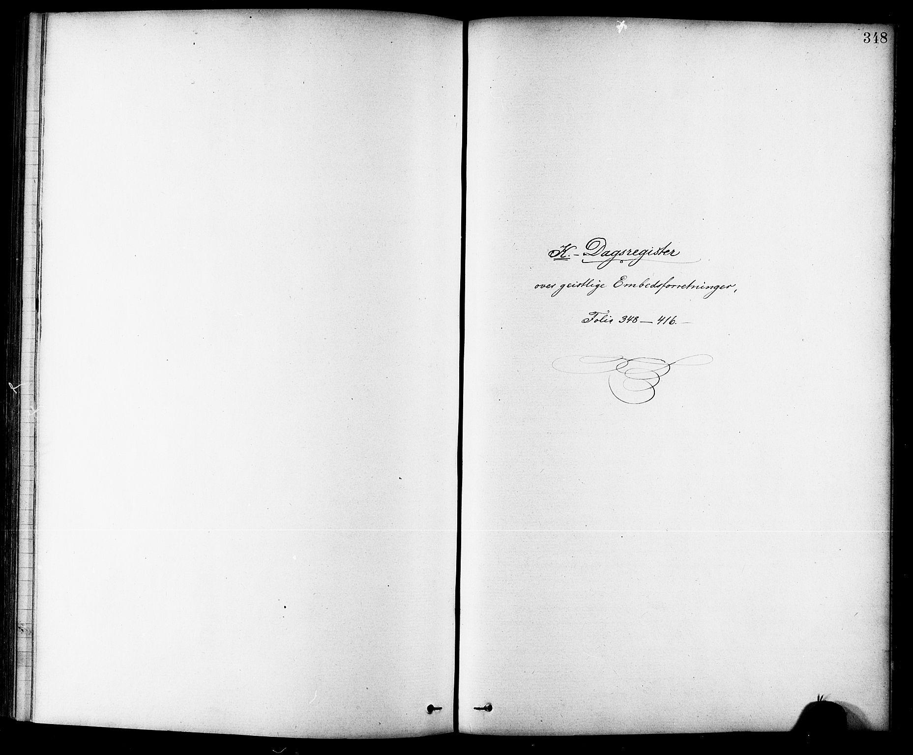 SAT, Ministerialprotokoller, klokkerbøker og fødselsregistre - Sør-Trøndelag, 691/L1094: Klokkerbok nr. 691C05, 1879-1911, s. 348