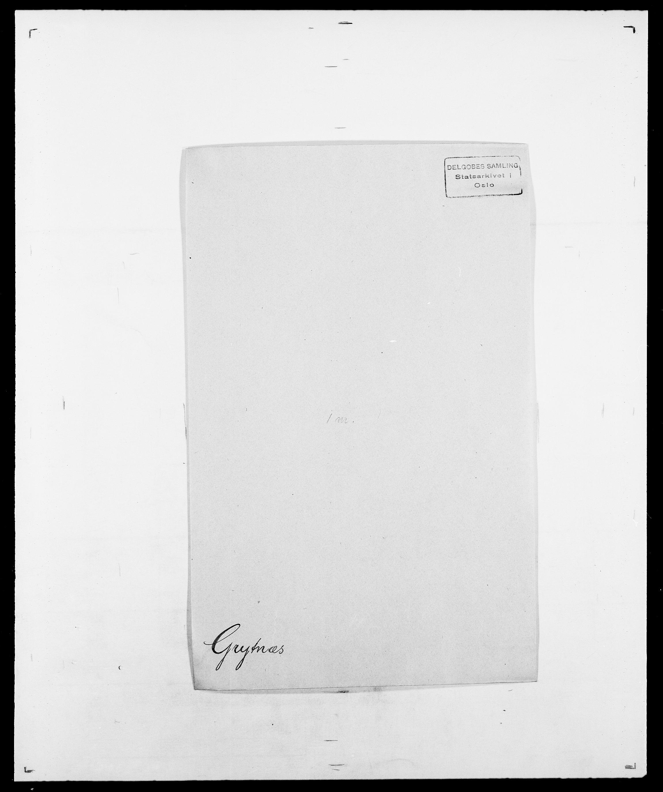 SAO, Delgobe, Charles Antoine - samling, D/Da/L0015: Grodtshilling - Halvorsæth, s. 148