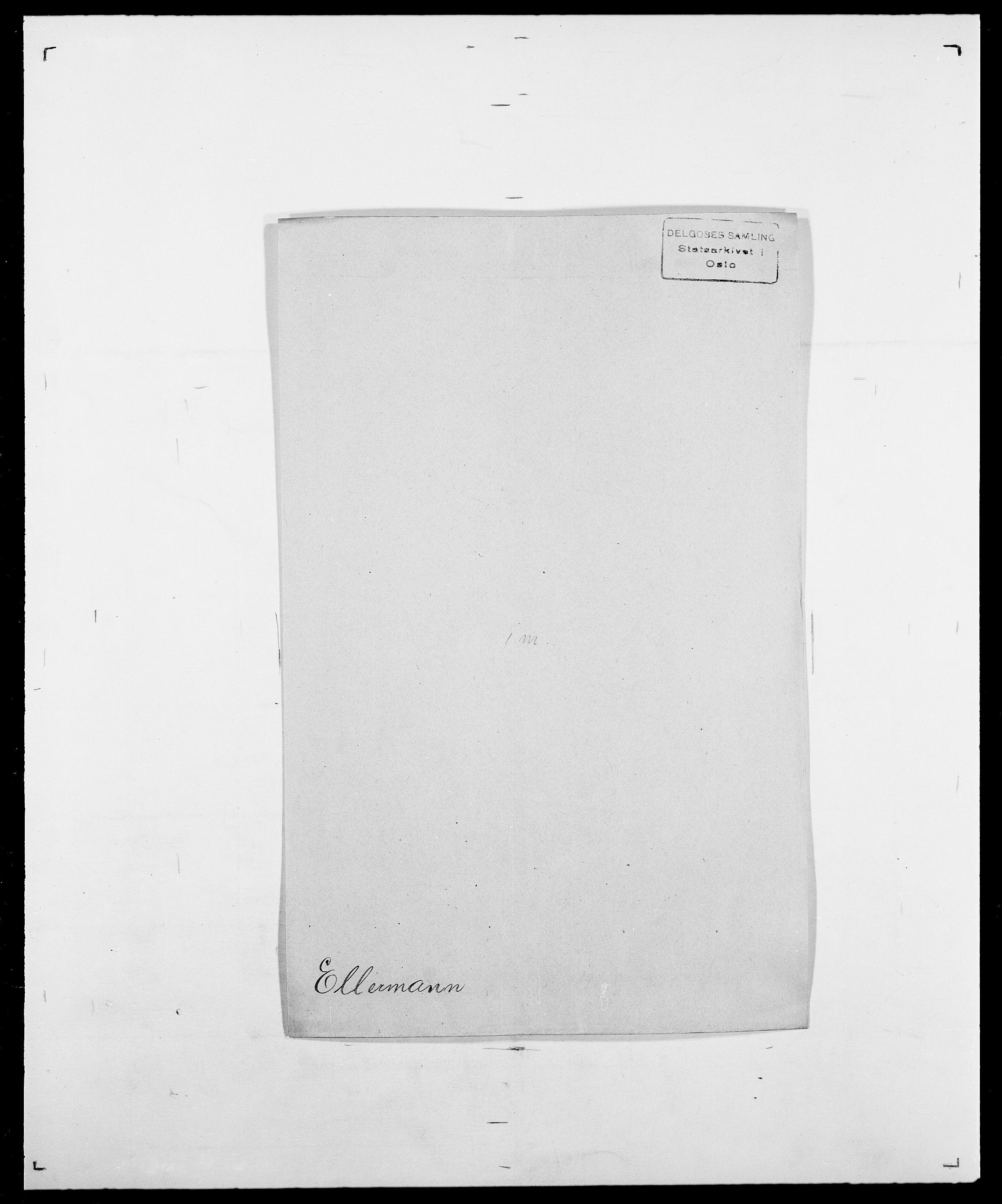 SAO, Delgobe, Charles Antoine - samling, D/Da/L0010: Dürendahl - Fagelund, s. 407