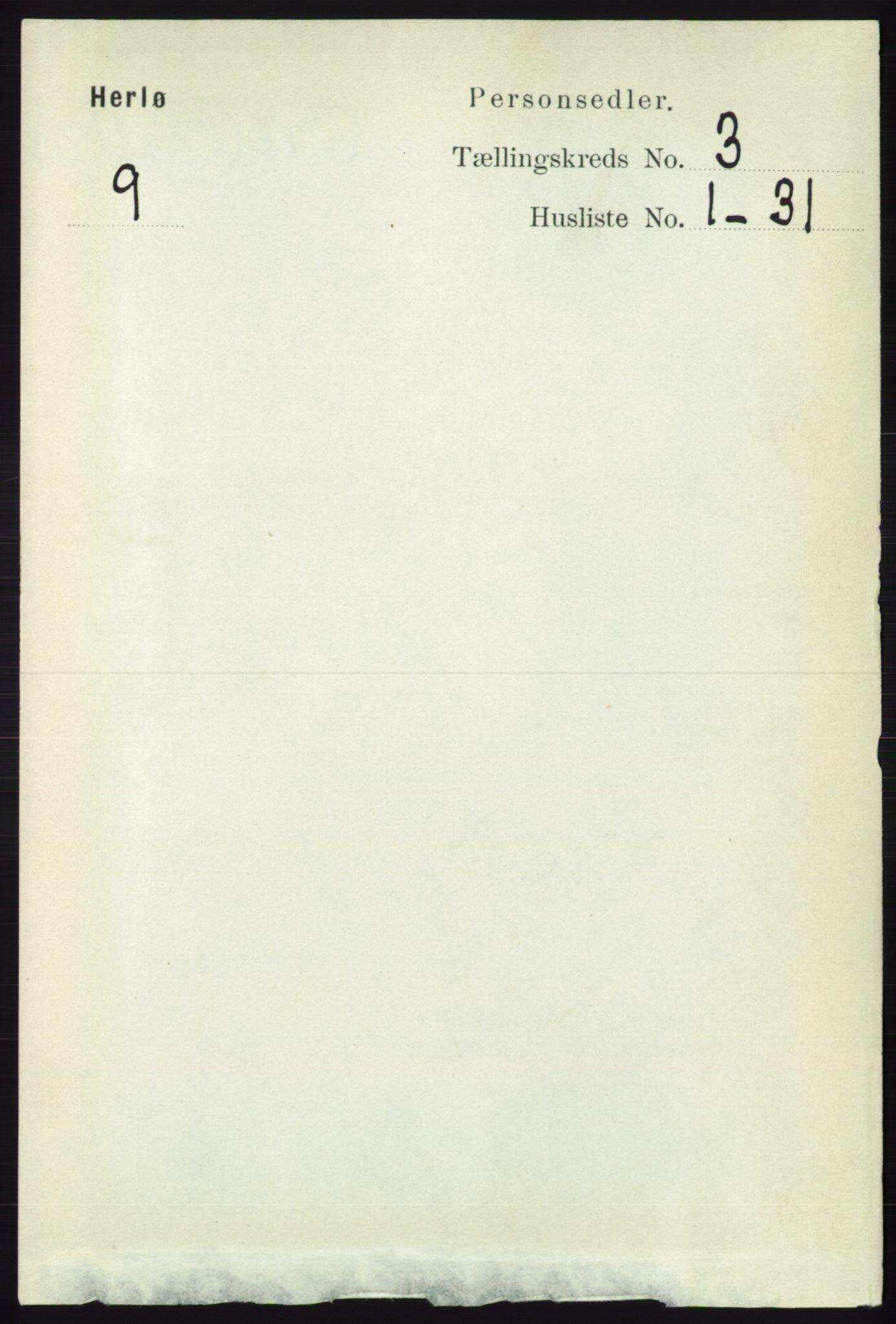RA, Folketelling 1891 for 1258 Herdla herred, 1891, s. 1081