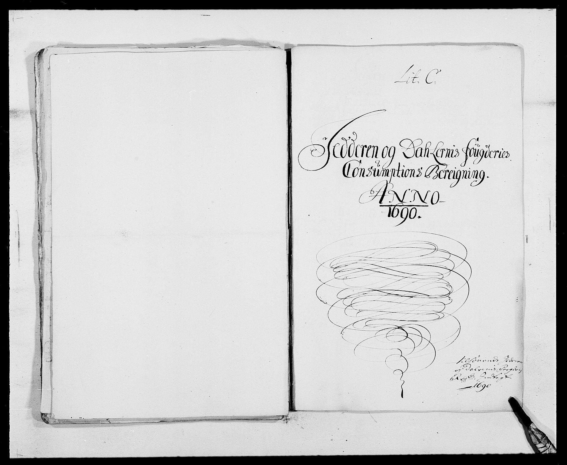 RA, Rentekammeret inntil 1814, Reviderte regnskaper, Fogderegnskap, R46/L2727: Fogderegnskap Jæren og Dalane, 1690-1693, s. 37