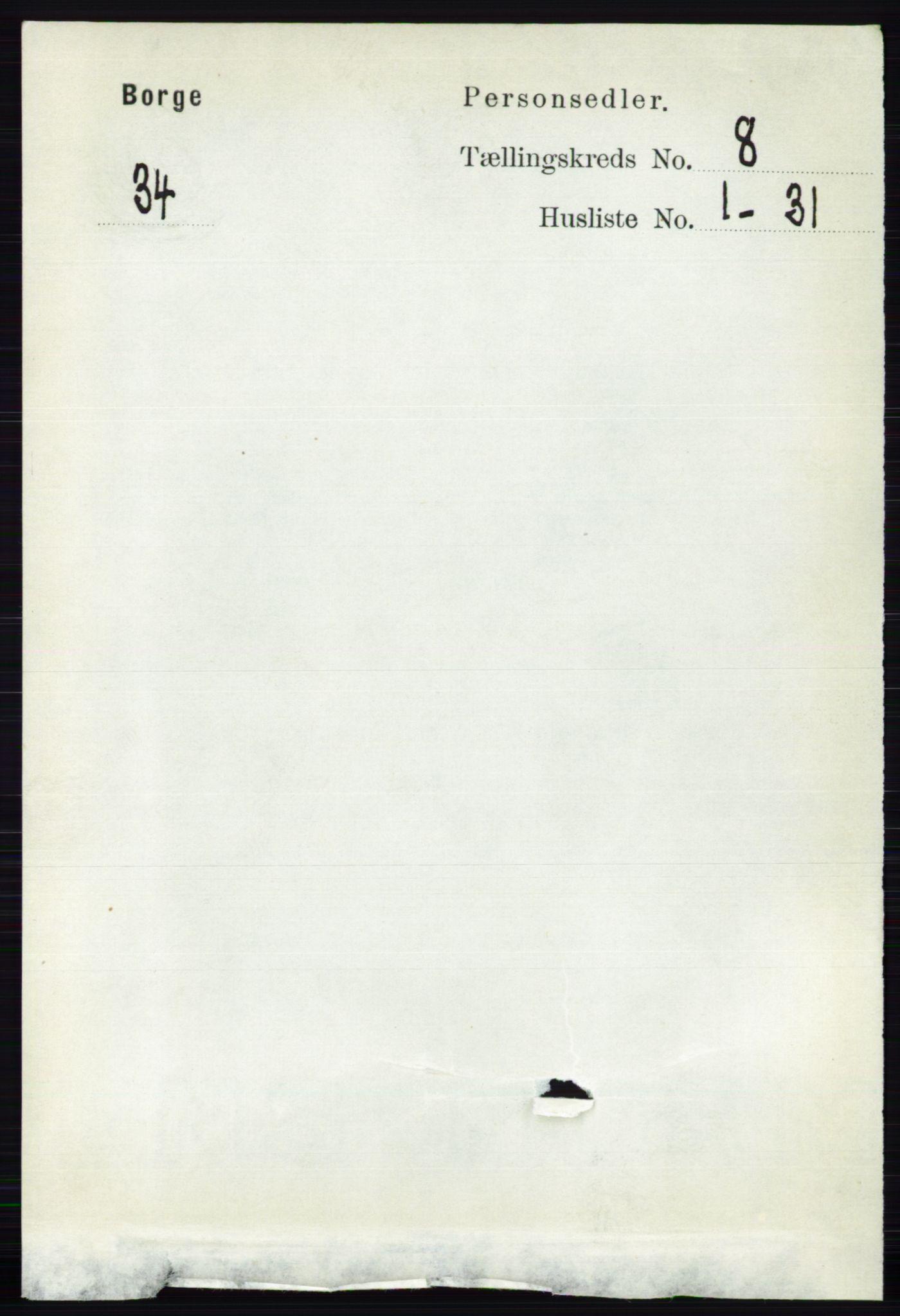 RA, Folketelling 1891 for 0113 Borge herred, 1891, s. 5128