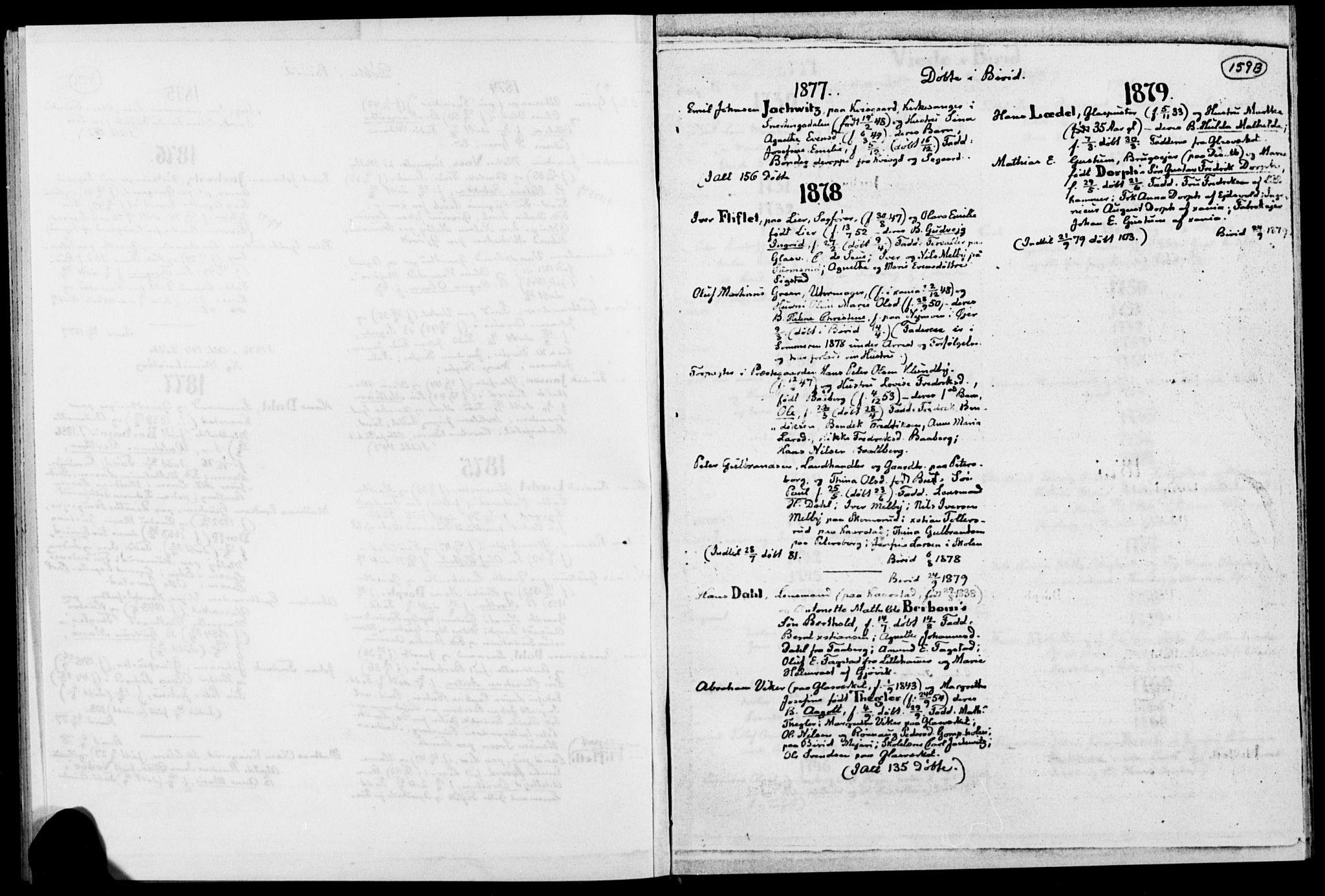 SAH, Biri prestekontor, Ministerialbok, 1730-1879, s. 159b